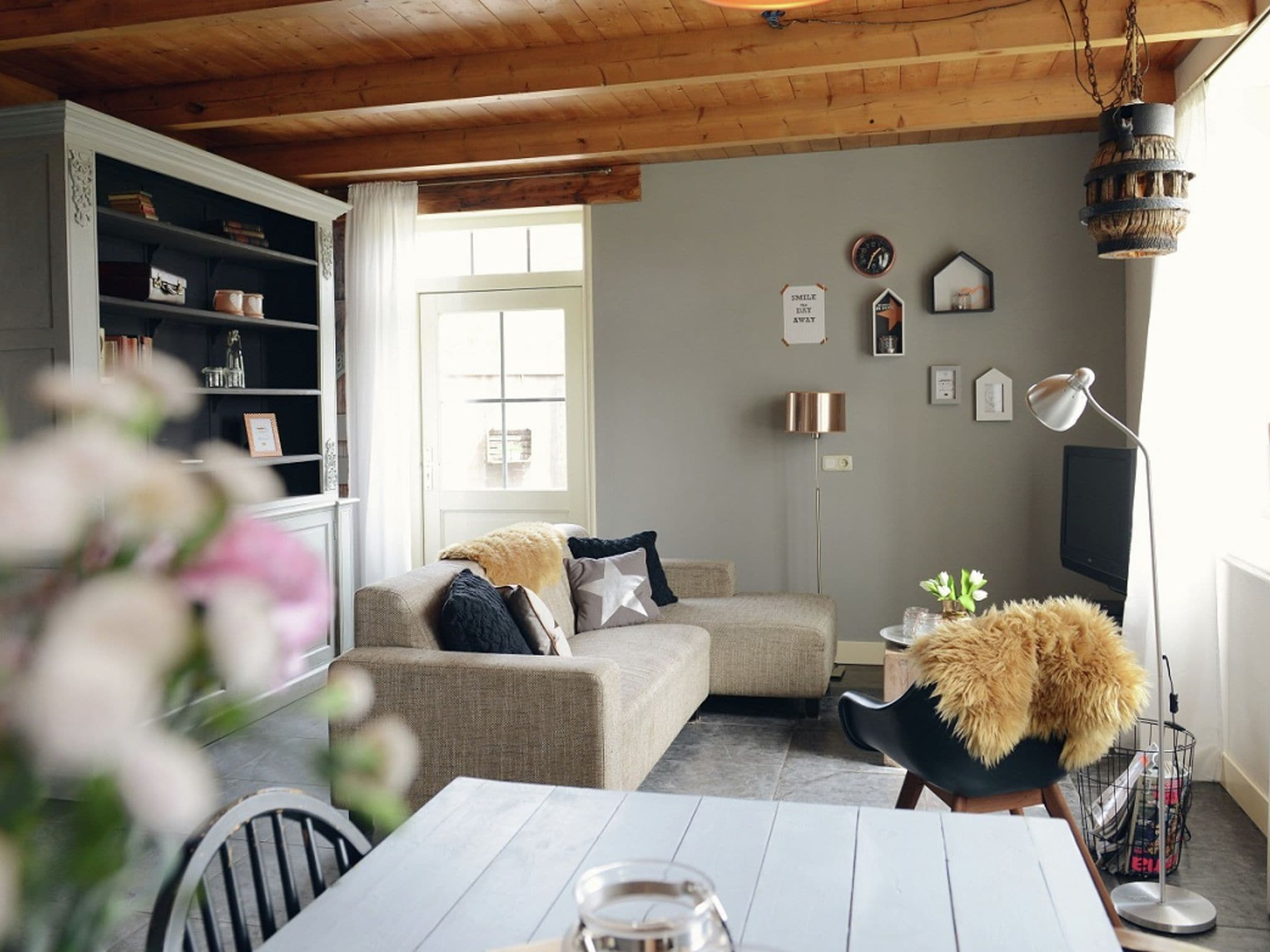 Holland | North Sea Coast North | Holiday home De Vossehoeck I | all year | LivingRoom
