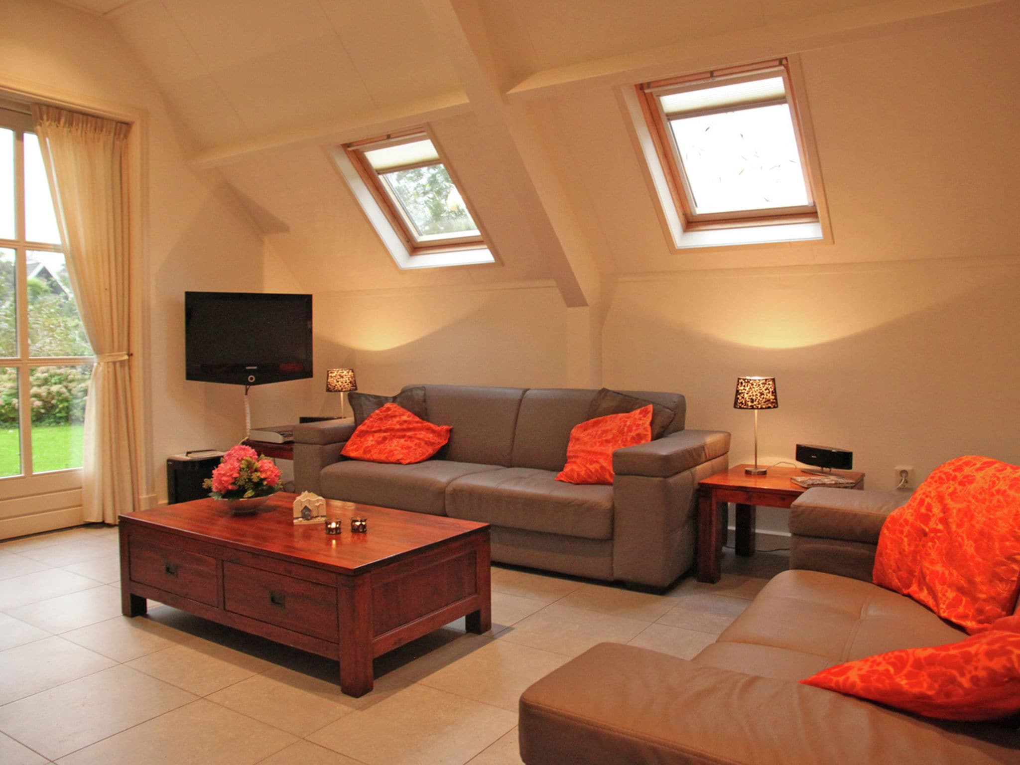 Holland | North Sea Coast North | Holiday home The Island | all year | LivingRoom