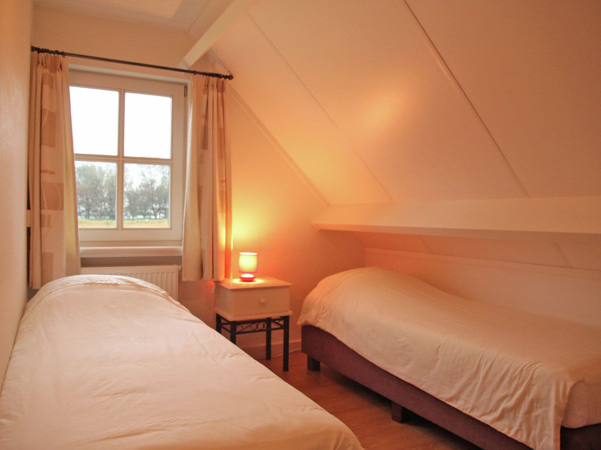 Holland | North Sea Coast North | Holiday home The Island | all year | BedRoom