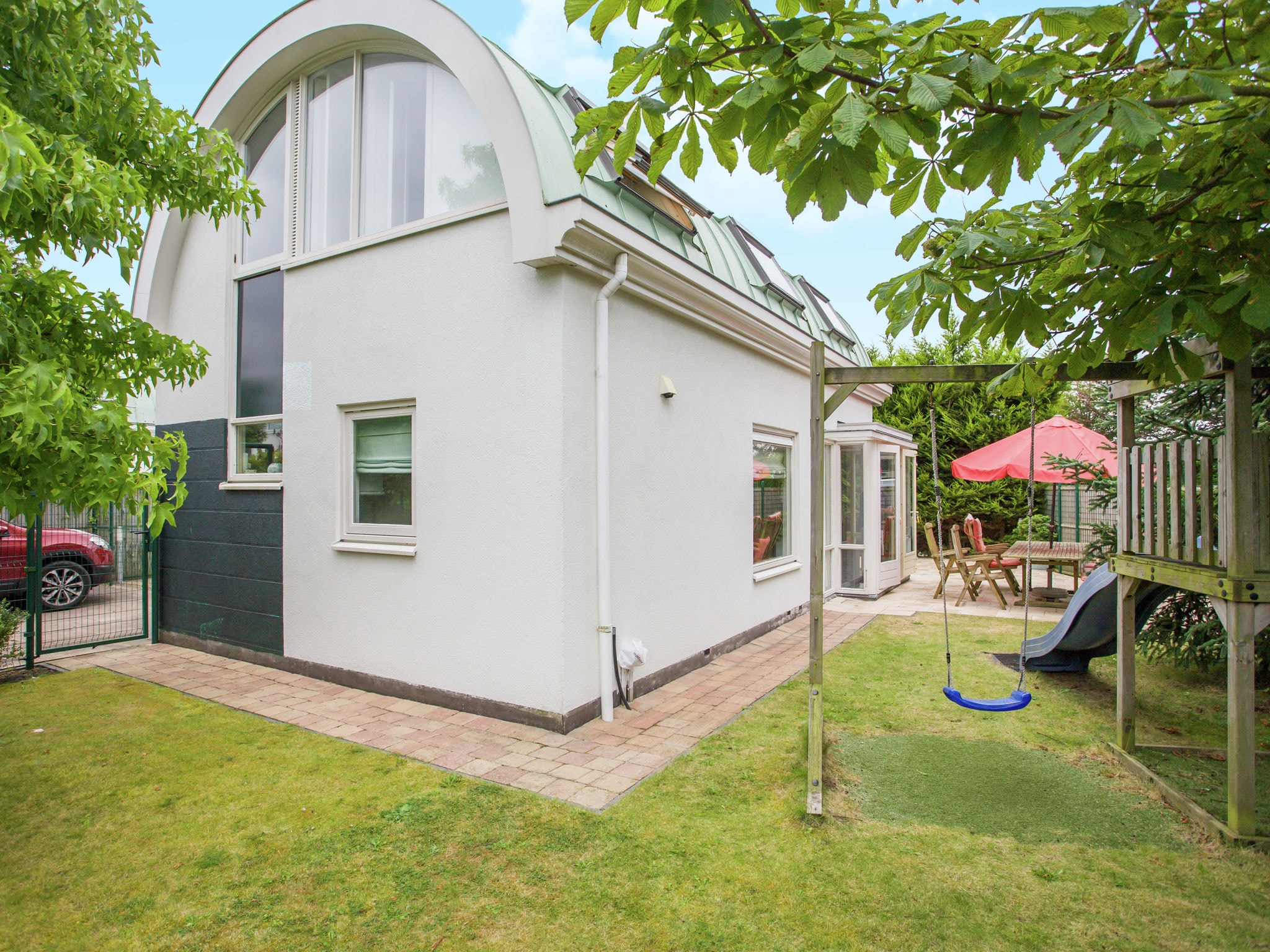 Holland | North Sea Coast South | Holiday home Windstil | all year | ExteriorSummer