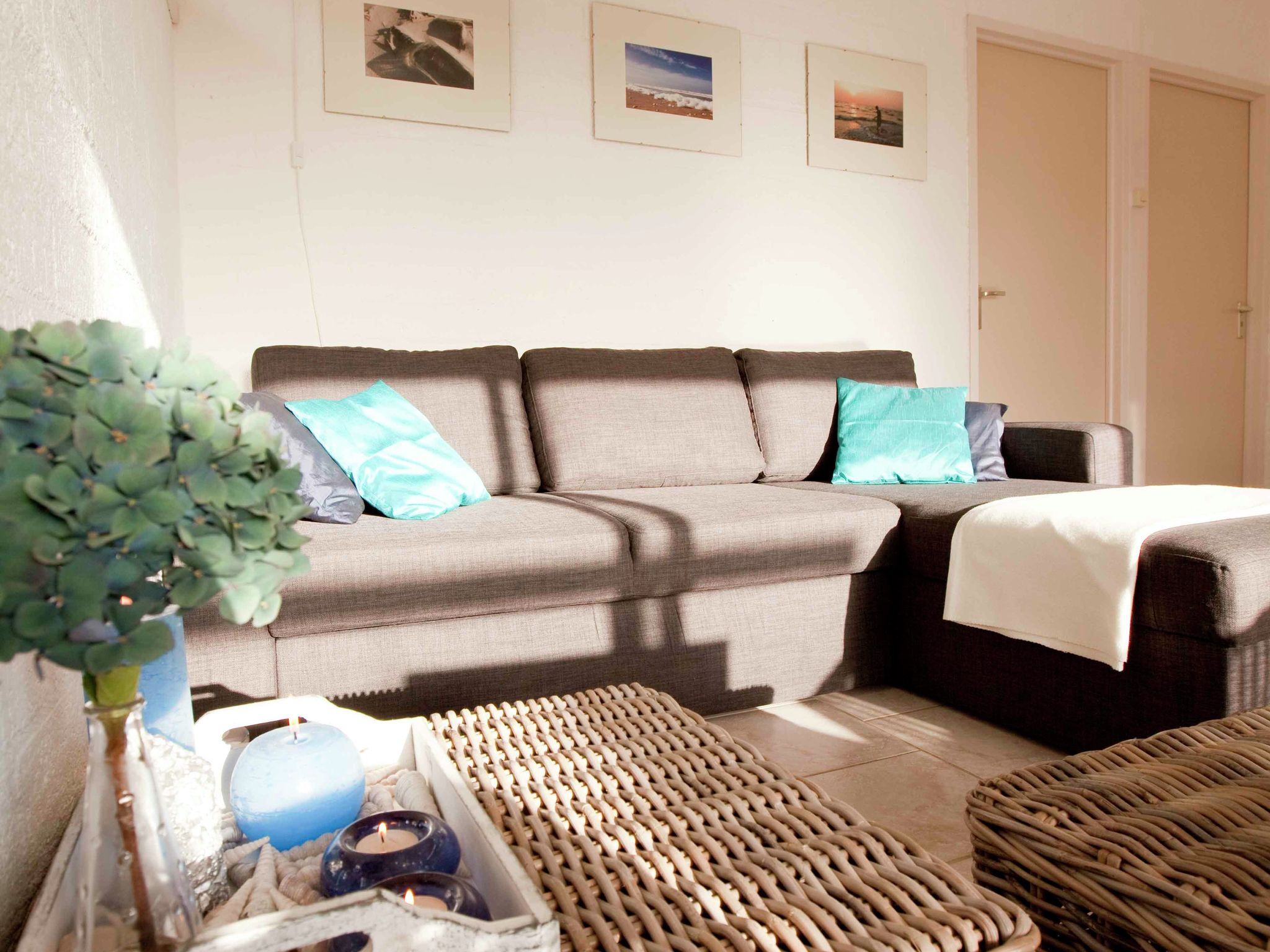 Holland | North Sea Coast North | Holiday home Buenaventura | all year | LivingRoom