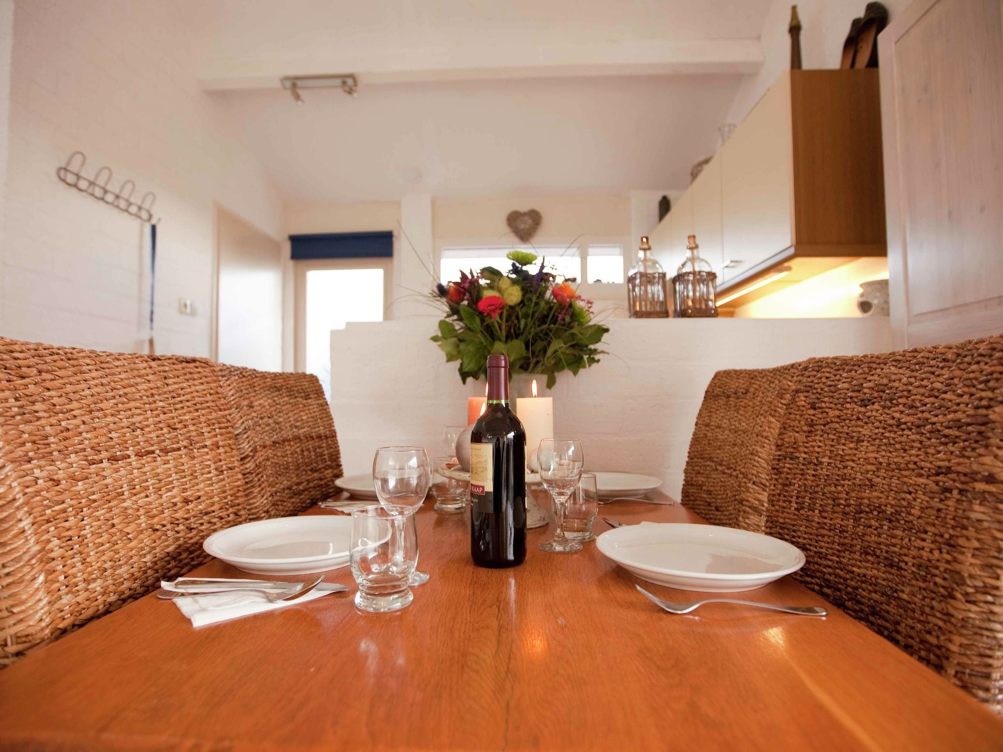 Holland | North Sea Coast North | Holiday home Buenaventura | all year | DiningRoom