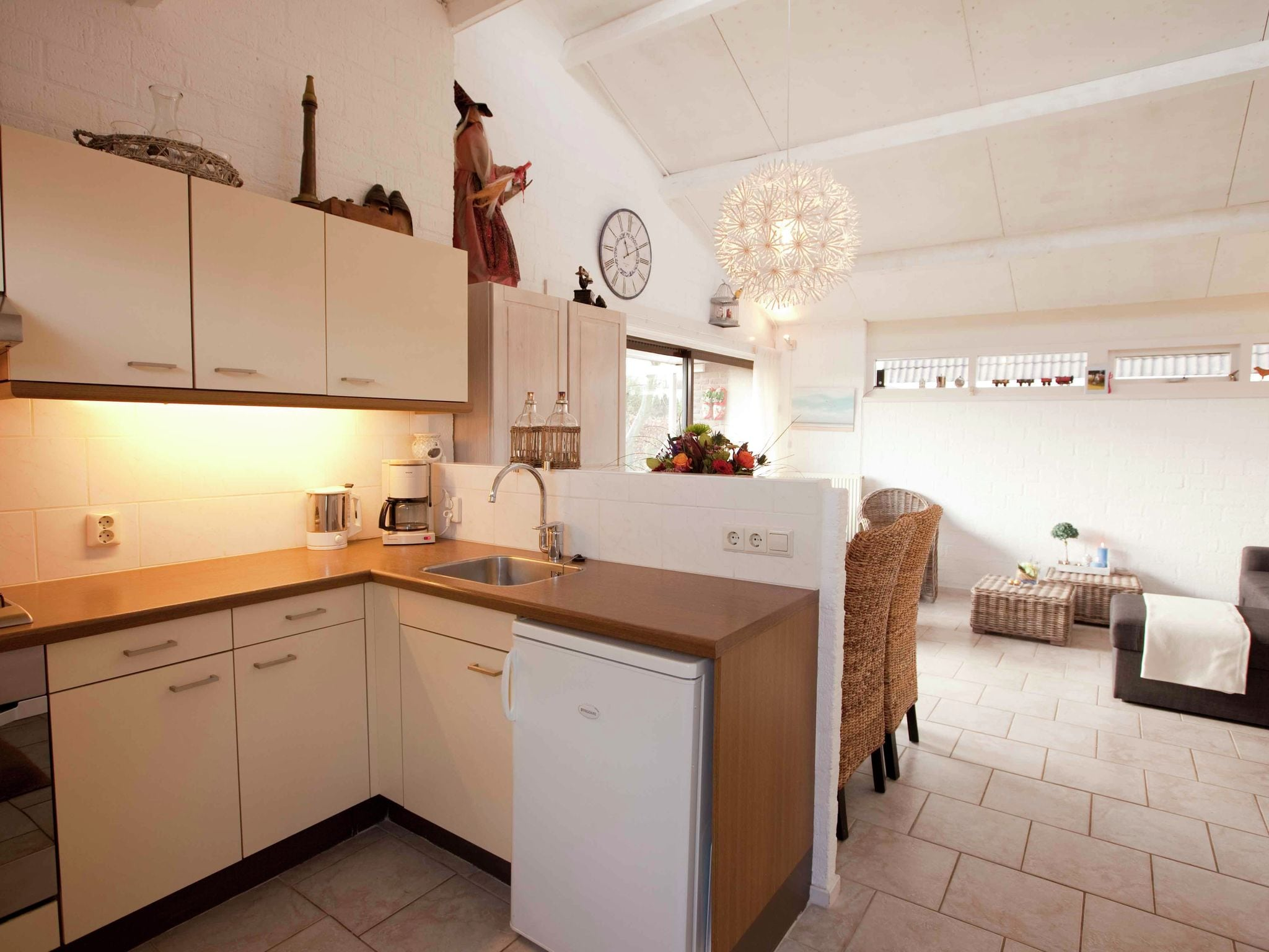 Holland | North Sea Coast North | Holiday home Buenaventura | all year | Kitchen