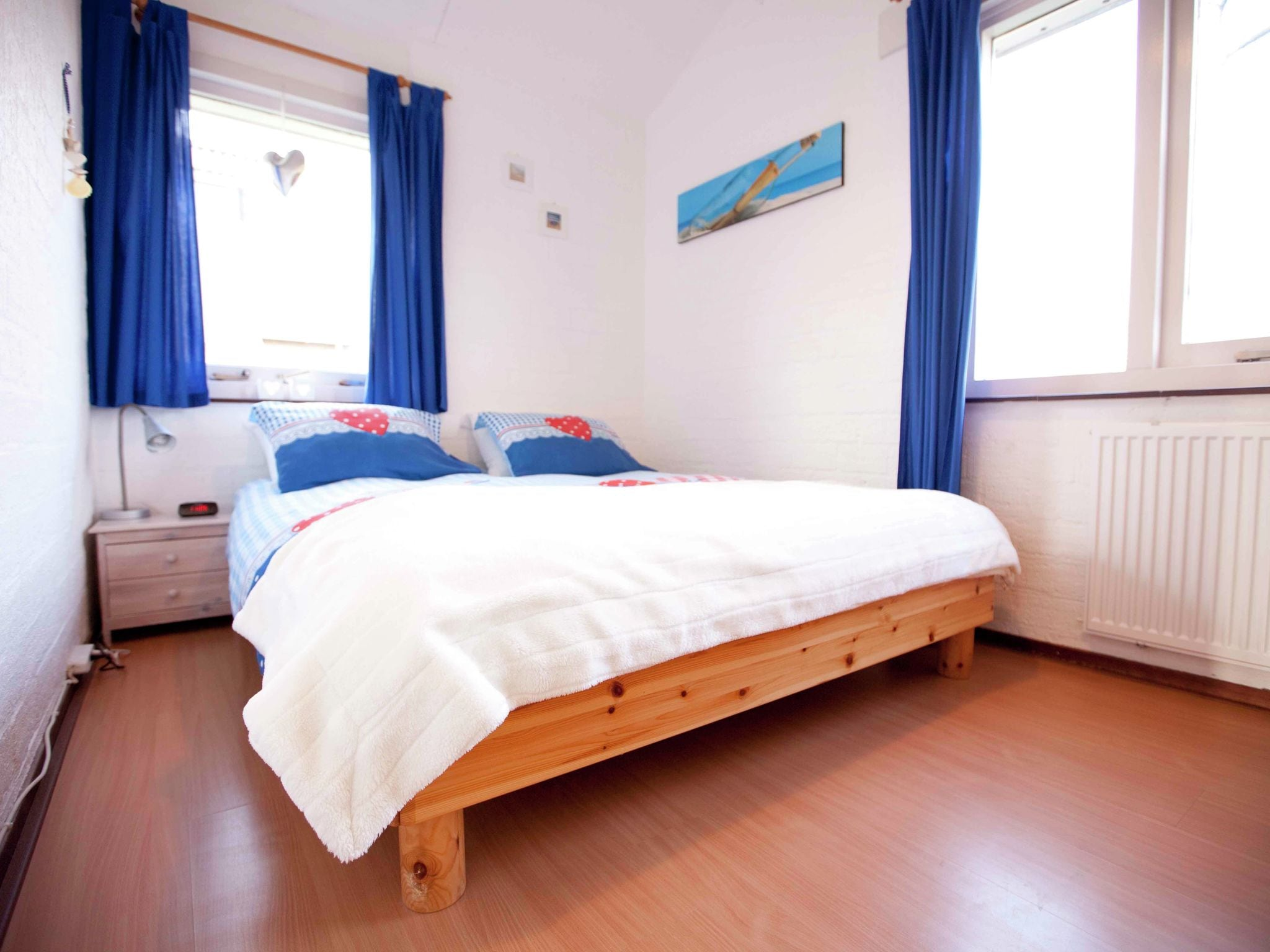 Holland | North Sea Coast North | Holiday home Buenaventura | all year | BedRoom