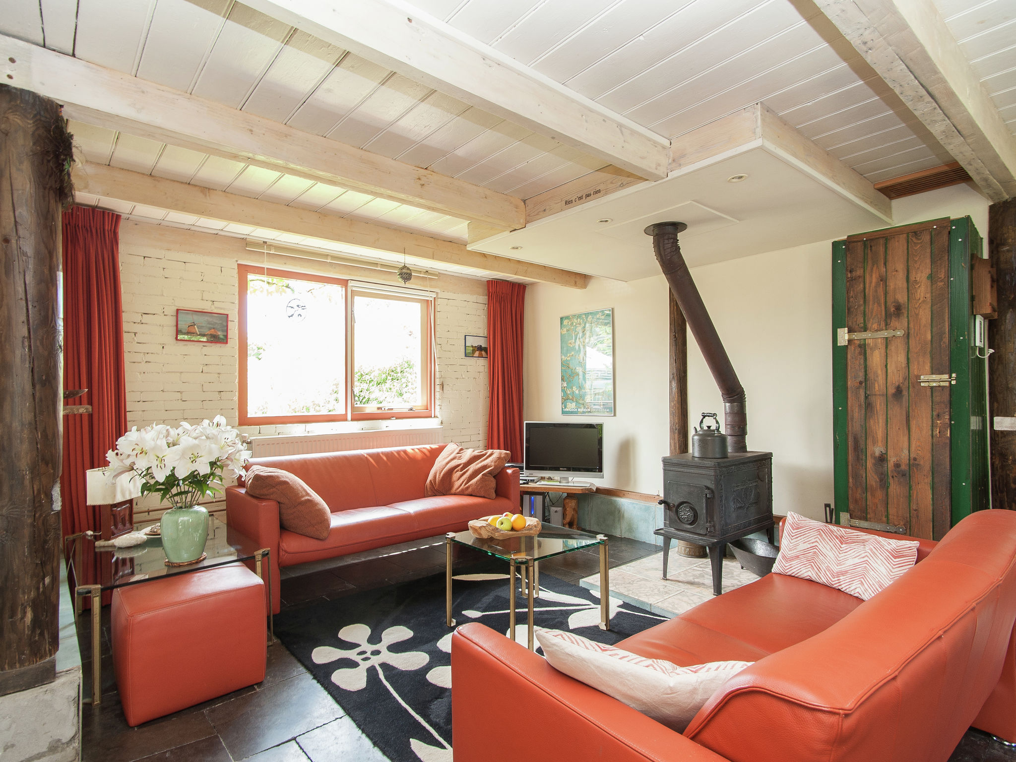 Holland | North Sea Coast North | Holiday home 't Molenaarshuisje | all year | LivingRoom