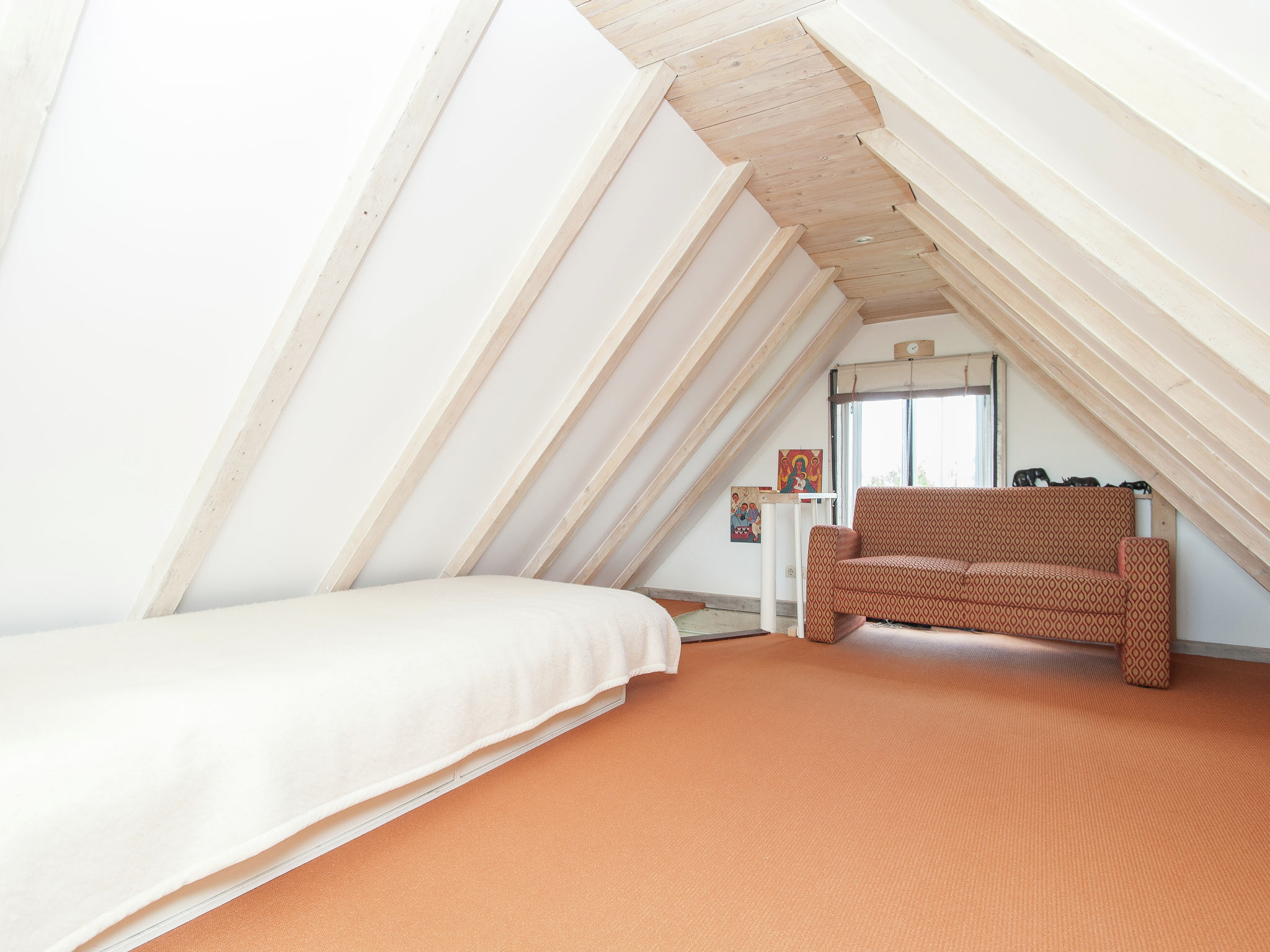 Holland | North Sea Coast North | Holiday home 't Molenaarshuisje | all year | BedRoom