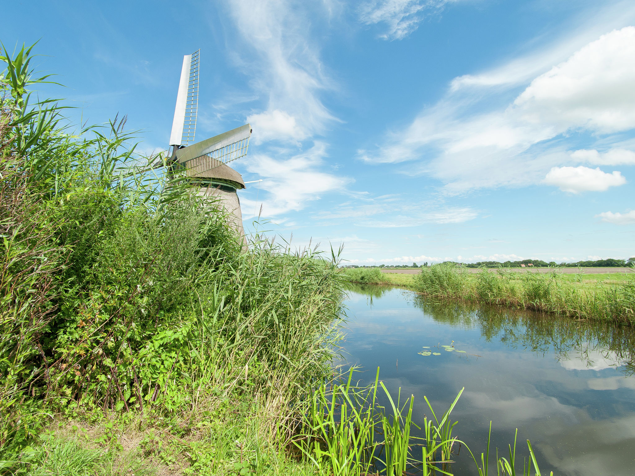 Holland | North Sea Coast North | Holiday home 't Molenaarshuisje | all year | AreaSummer1KM