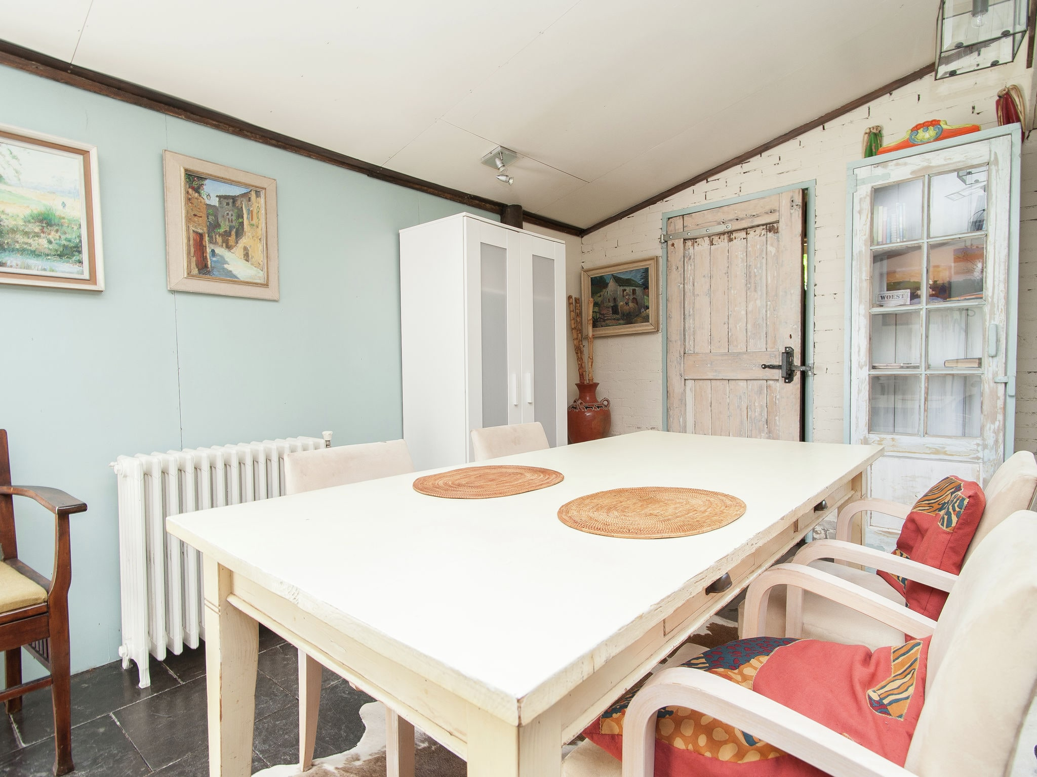 Holland | North Sea Coast North | Holiday home 't Molenaarshuisje | all year | DiningRoom