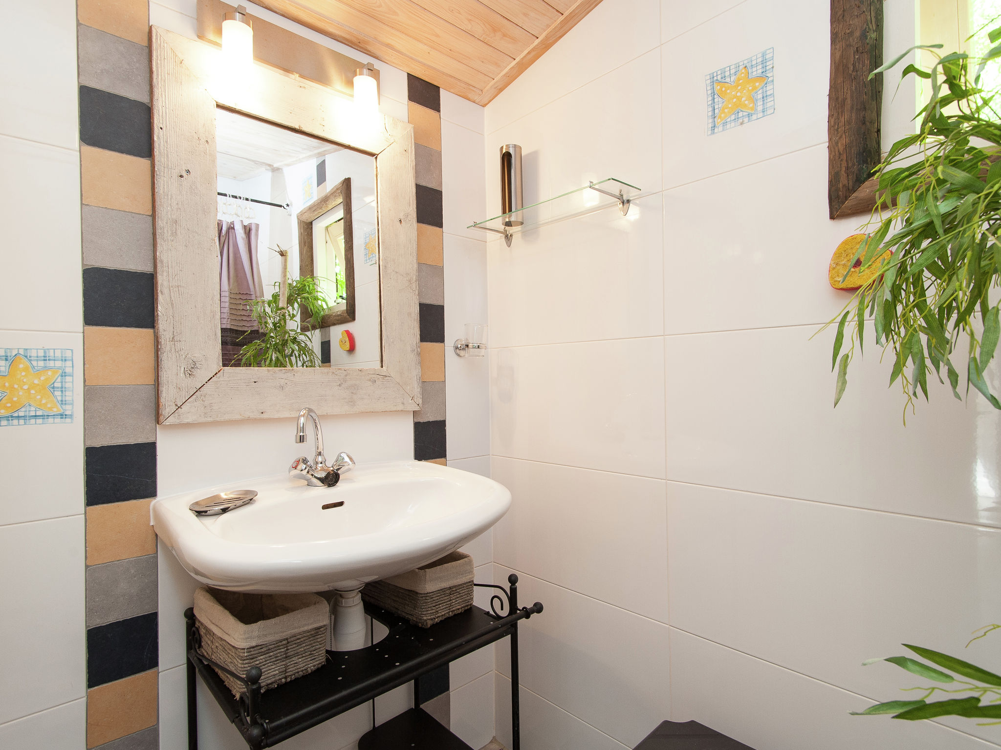 Holland | North Sea Coast North | Holiday home 't Molenaarshuisje | all year | BathRoom