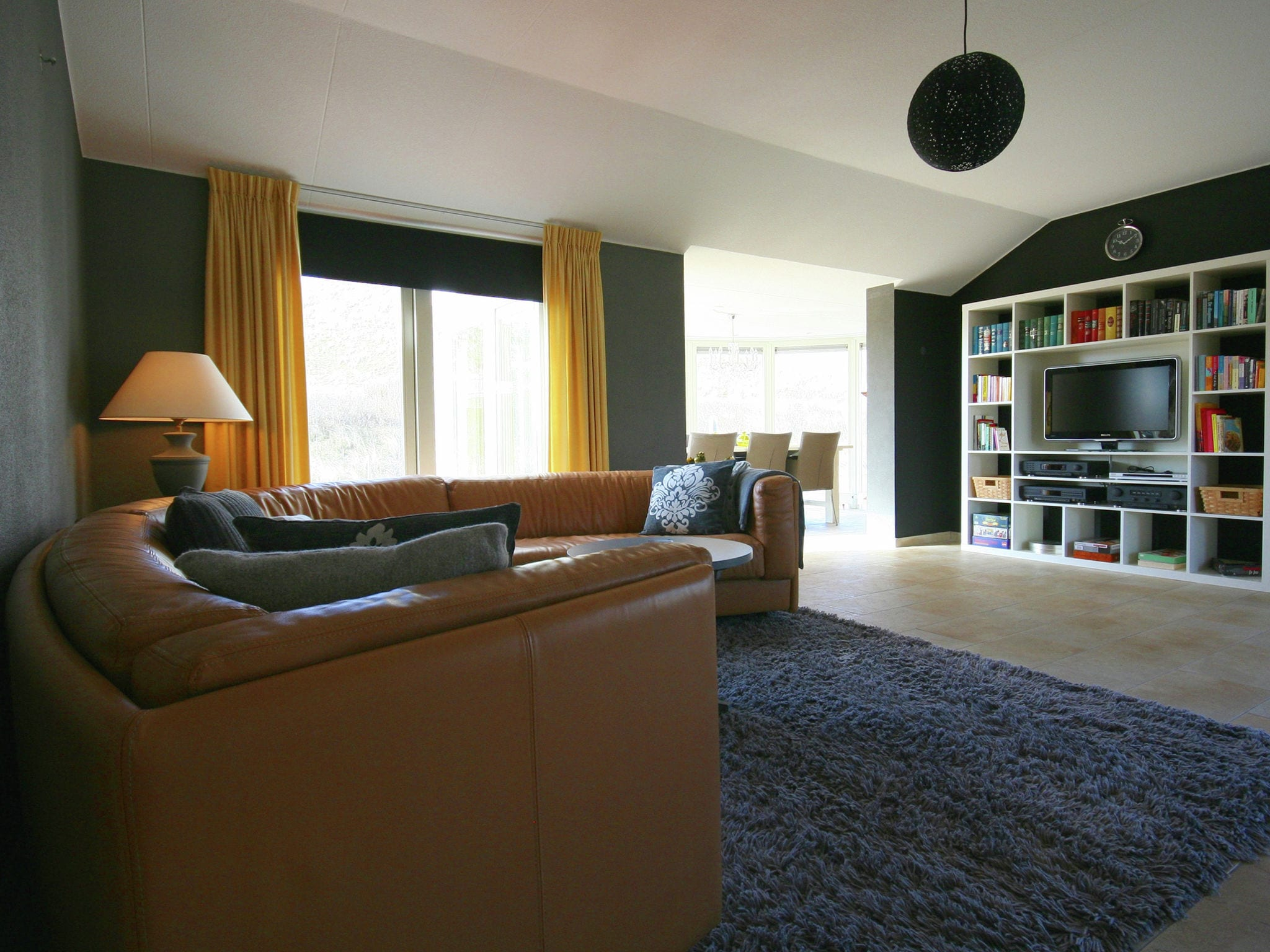 Holland | North Sea Coast North | Holiday home Duinuil | all year | LivingRoom
