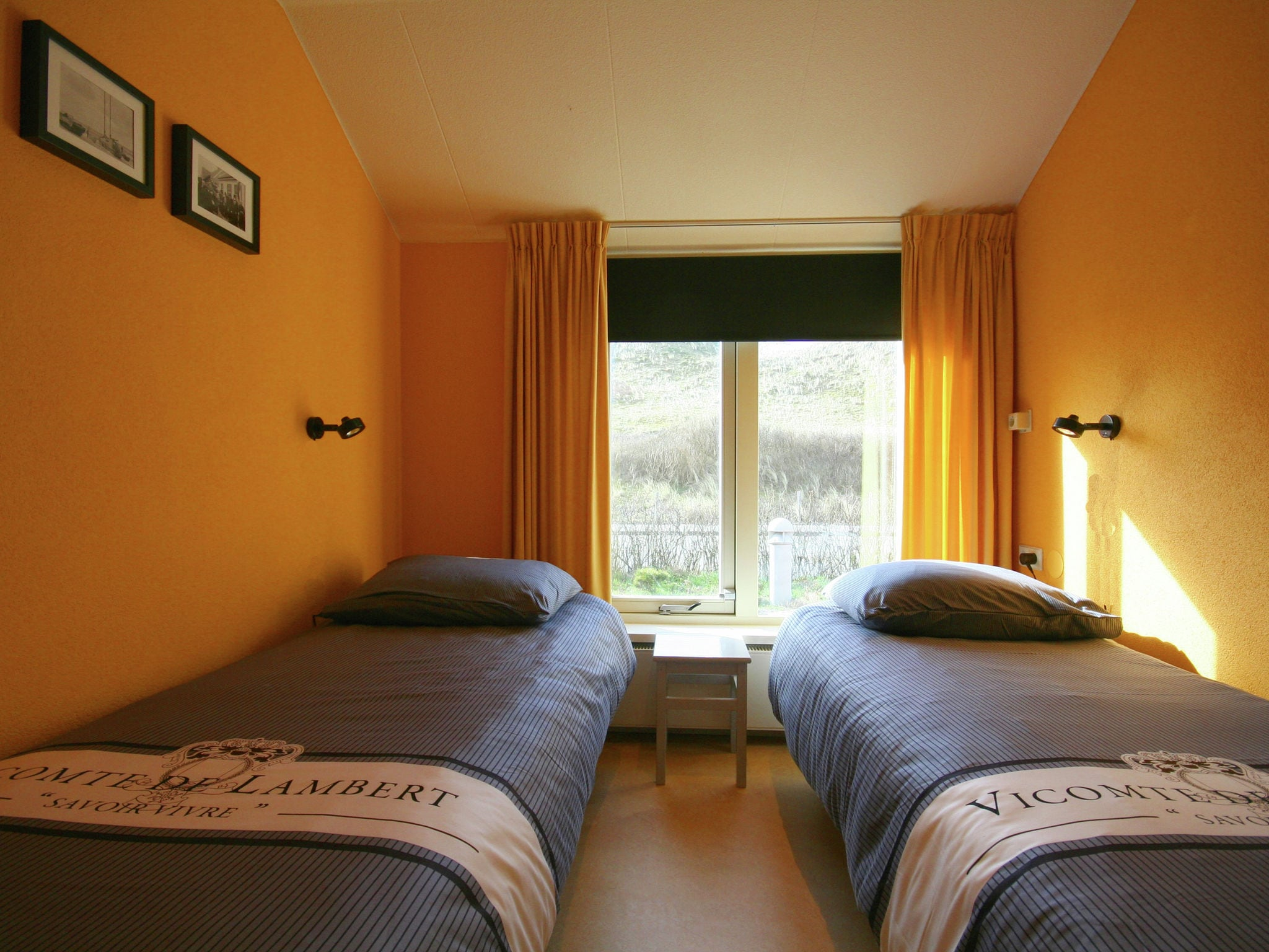 Holland | North Sea Coast North | Holiday home Duinuil | all year | BedRoom