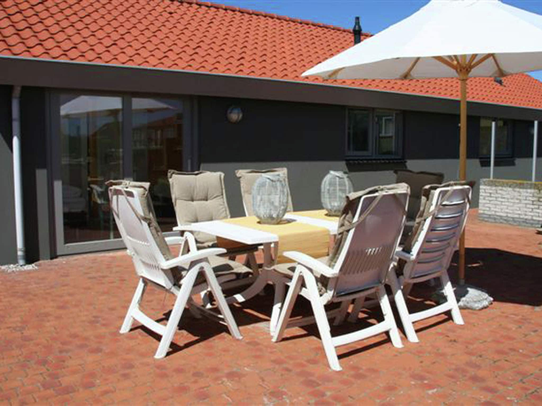 Holland | North Sea Coast North | Holiday home Duinuil | all year | TerraceBalcony