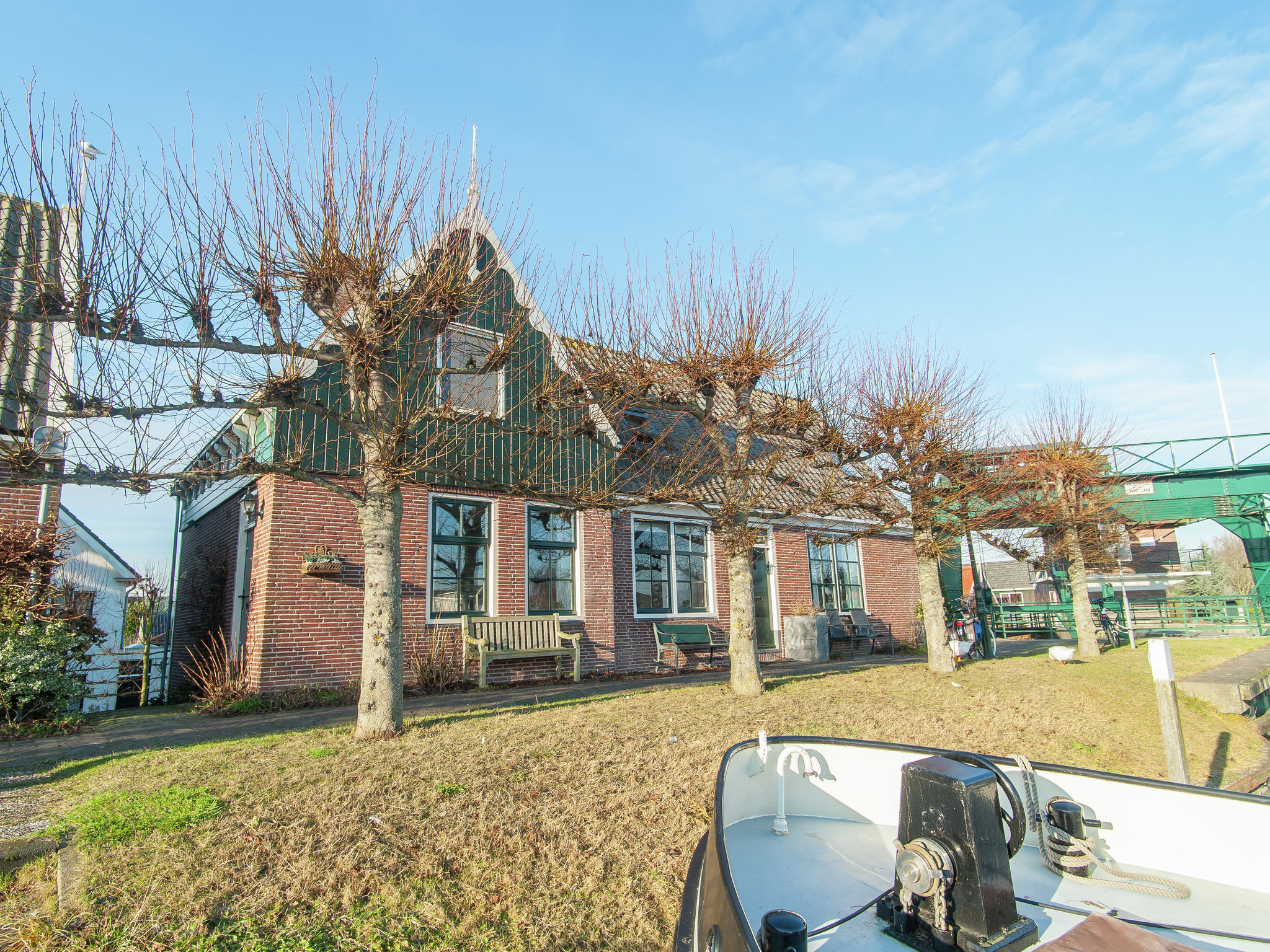 Holland | North Sea Coast North | Holiday home Aan de Haven | all year | ExteriorSummer