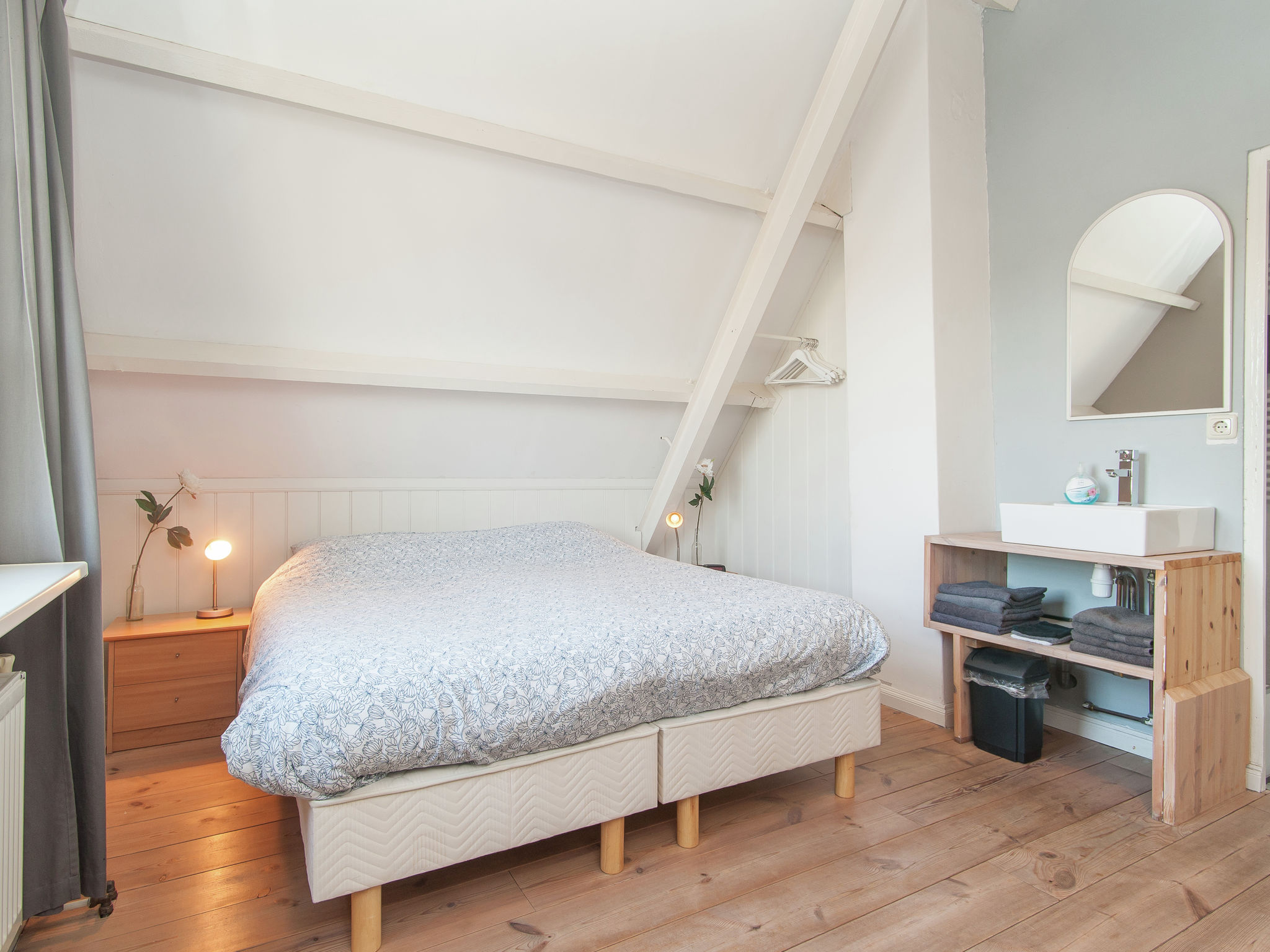 Holland | North Sea Coast North | Holiday home Aan de Haven | all year | BedRoom