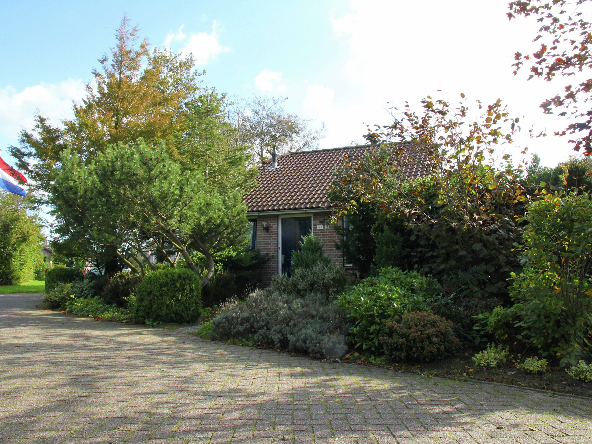 Holland | North Sea Coast North | Holiday home De Roodborst | all year | ExteriorSummer