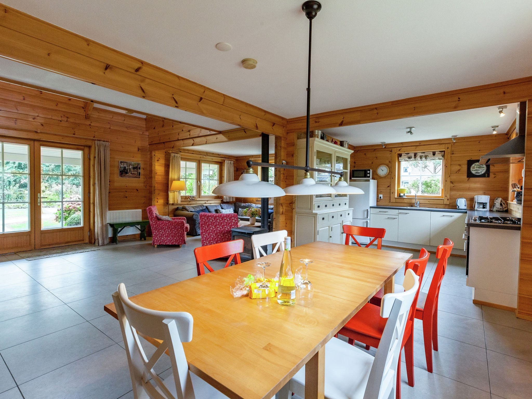 Holland | Zeeland | Holiday home Houten III | all year | DiningRoom