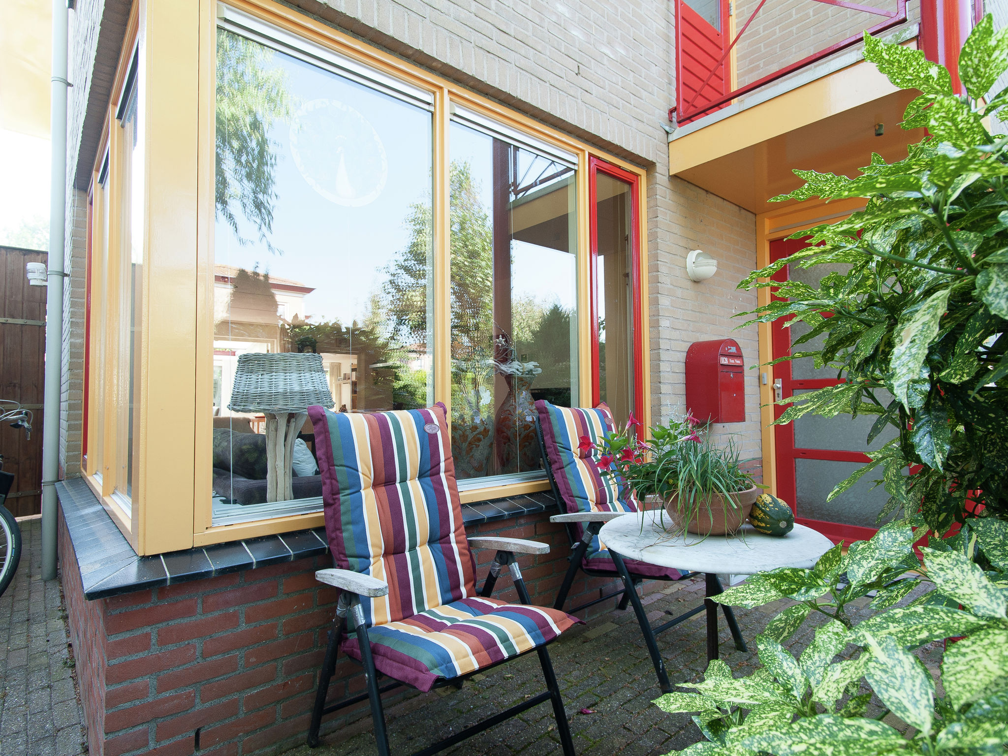 Holland | North Sea Coast North | Holiday home Thermae | Holidays | TerraceBalcony