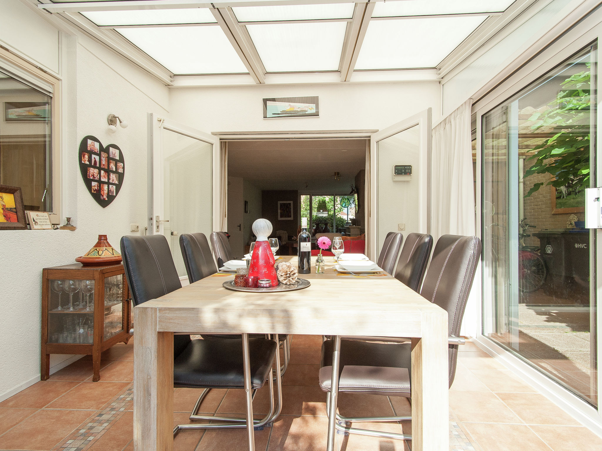 Holland | North Sea Coast North | Holiday home Thermae | Holidays | DiningRoom