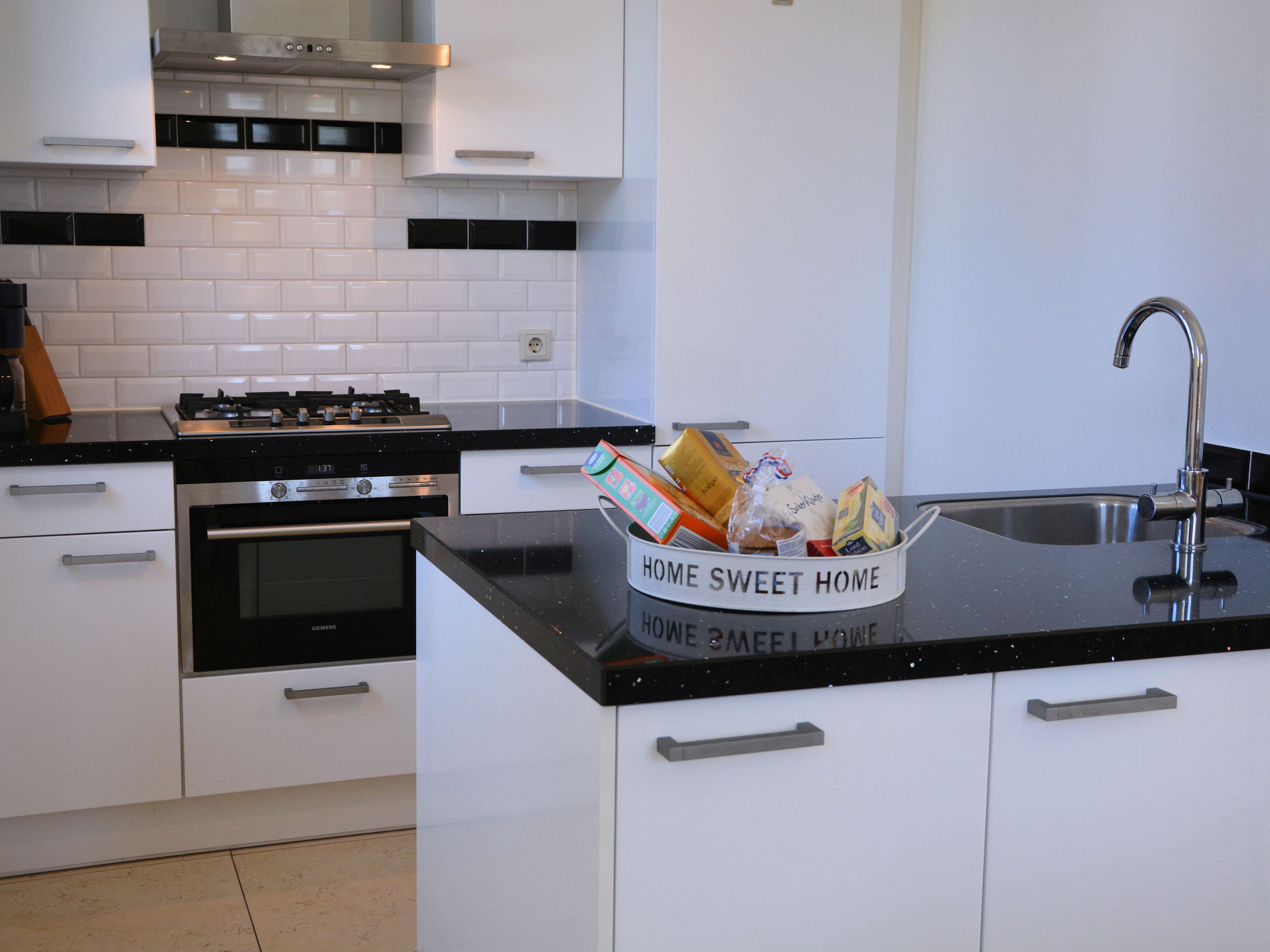 Holland | North Sea Coast South | Holiday home Chevalier | all year | Kitchen