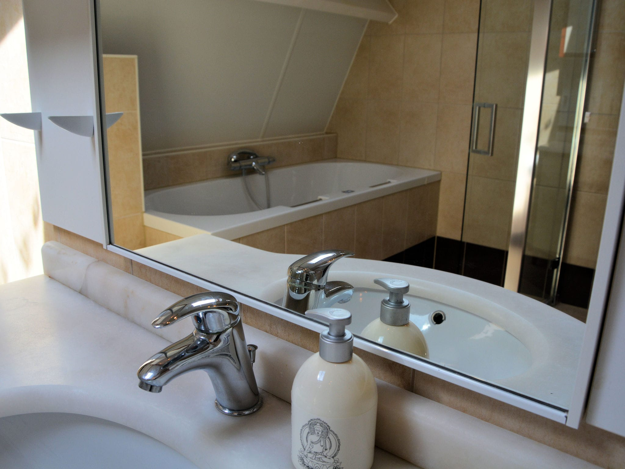 Holland | North Sea Coast South | Holiday home Chevalier | all year | BathRoom