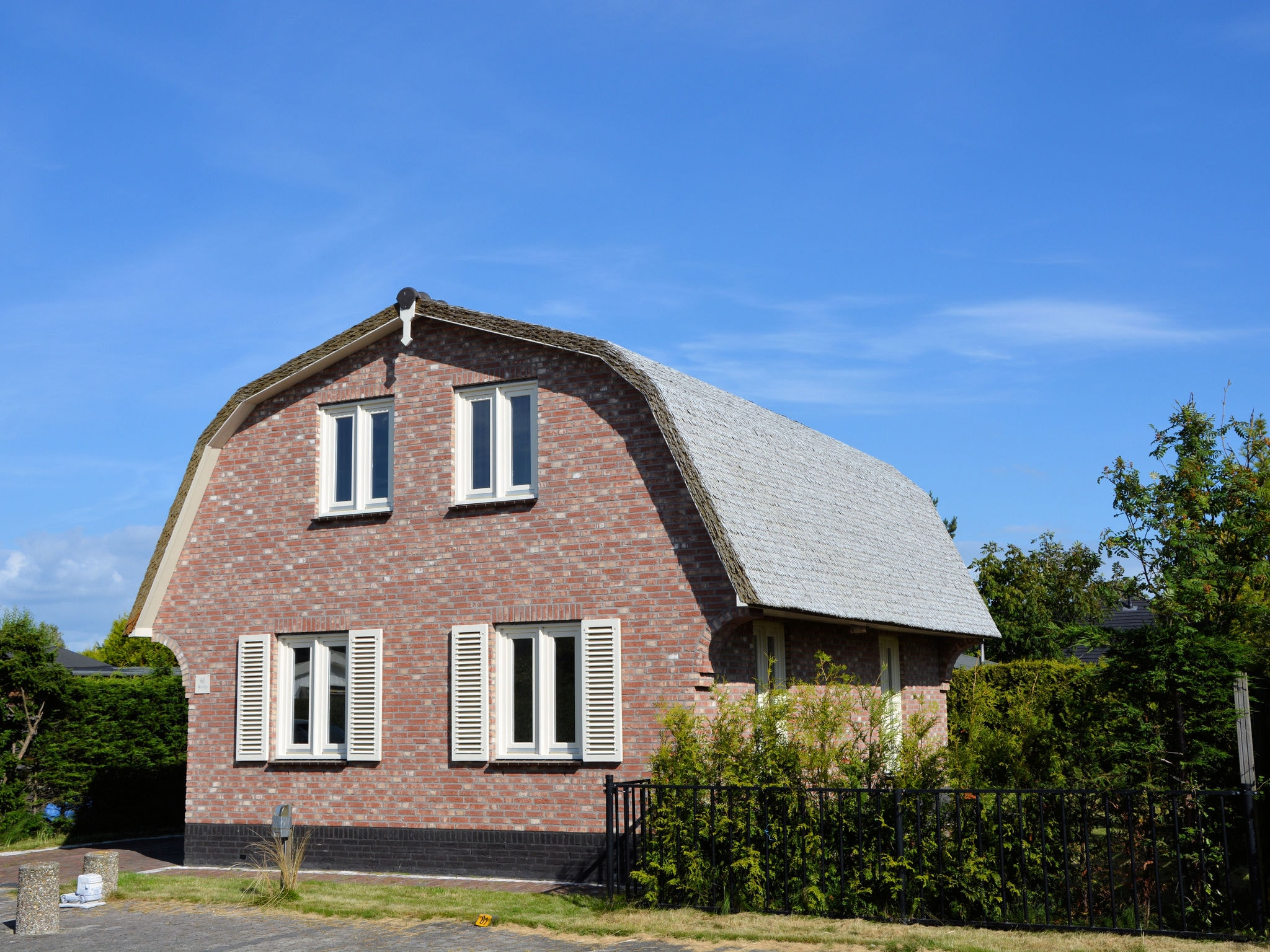 Holland | North Sea Coast South | Holiday home Chevalier | all year | ExteriorSummer