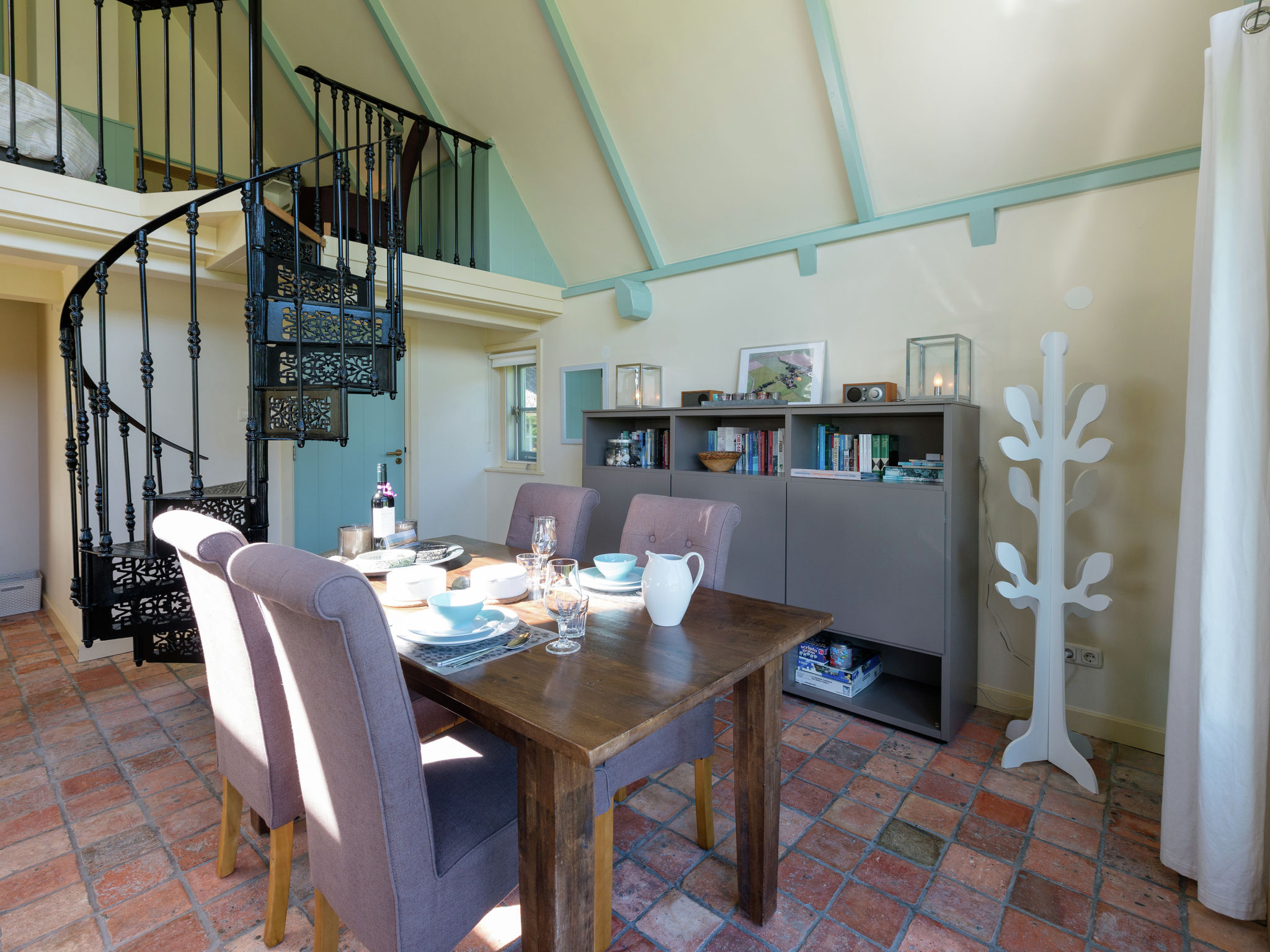 Holland | North Sea Coast North | Holiday home 't Achterhuis op Vatrop | all year | DiningRoom
