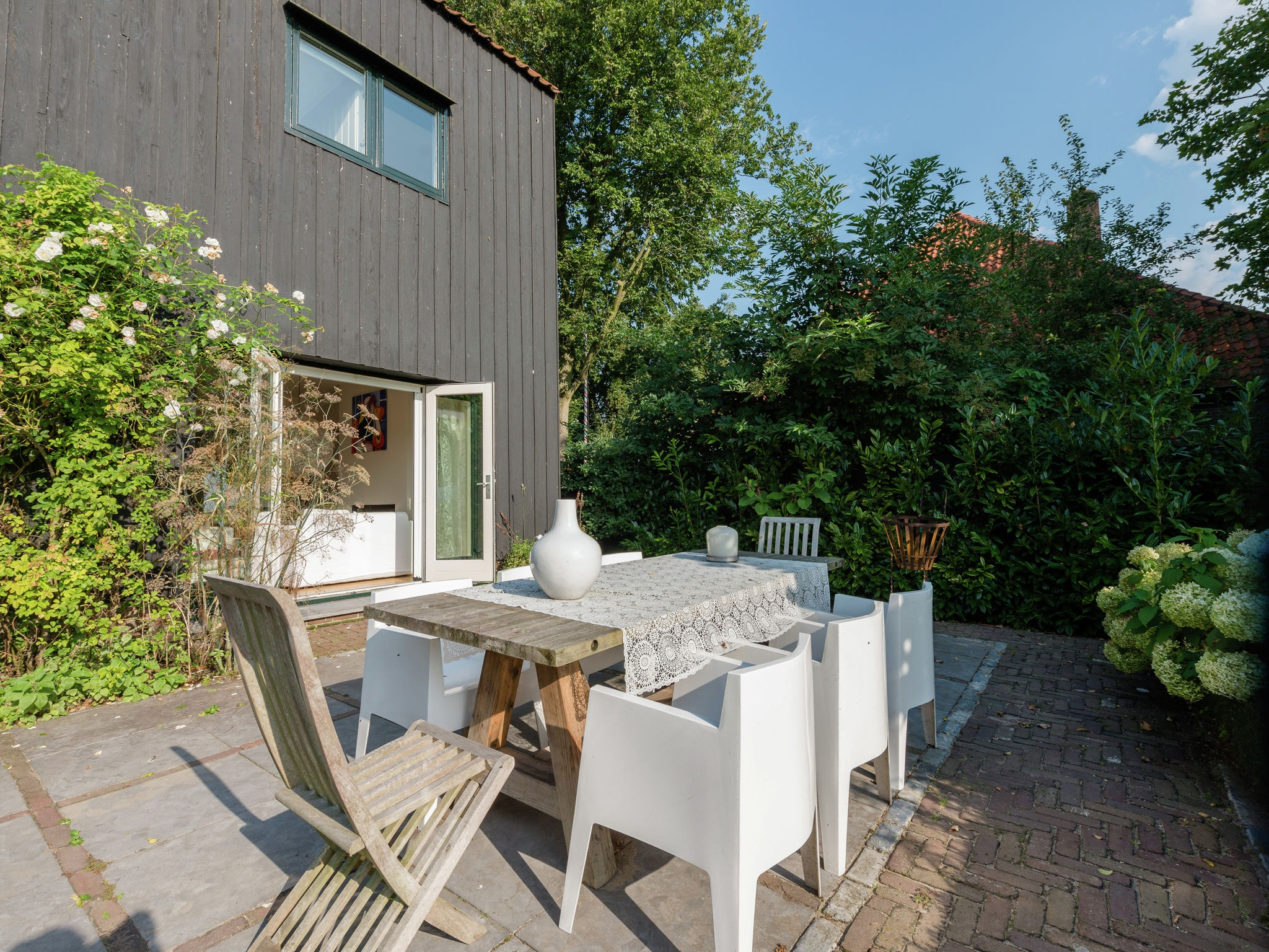 Holland | North Sea Coast North | Holiday home Paradijs aan 't Water | all year | TerraceBalcony