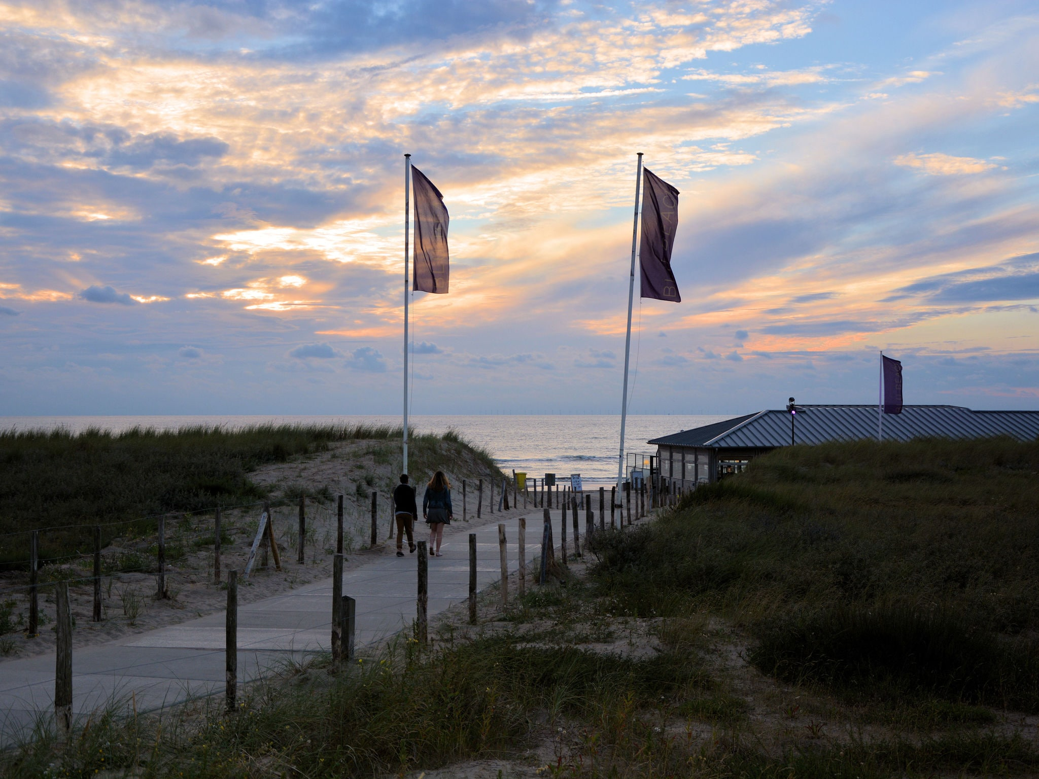 Holland | North Sea Coast South | Holiday home Frederique | all year | AreaSummer1KM