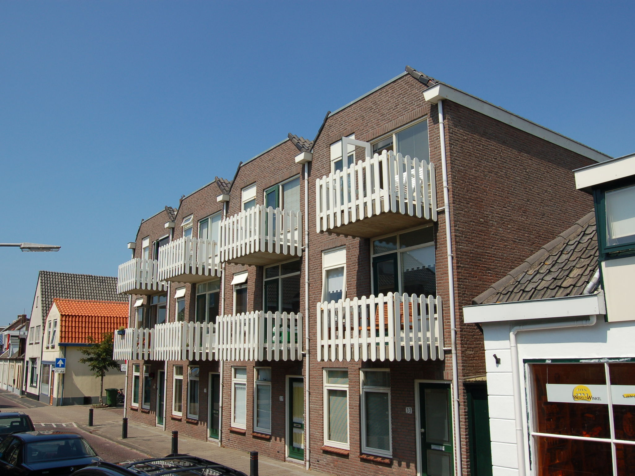 Holland | North Sea Coast South | Holiday home Frederique | all year | ExteriorSummer