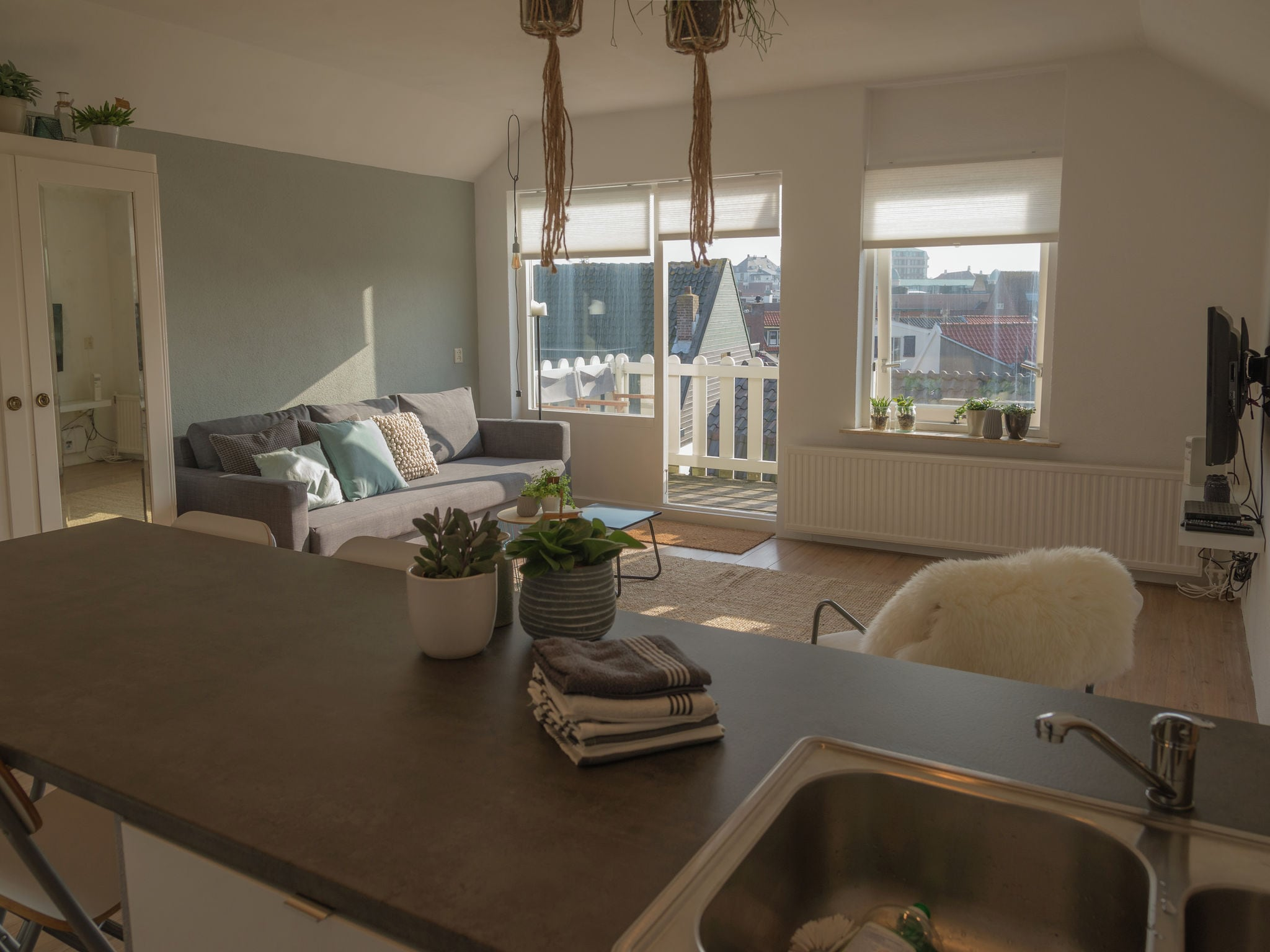 Holland | North Sea Coast South | Holiday home Frederique | all year | LivingRoom