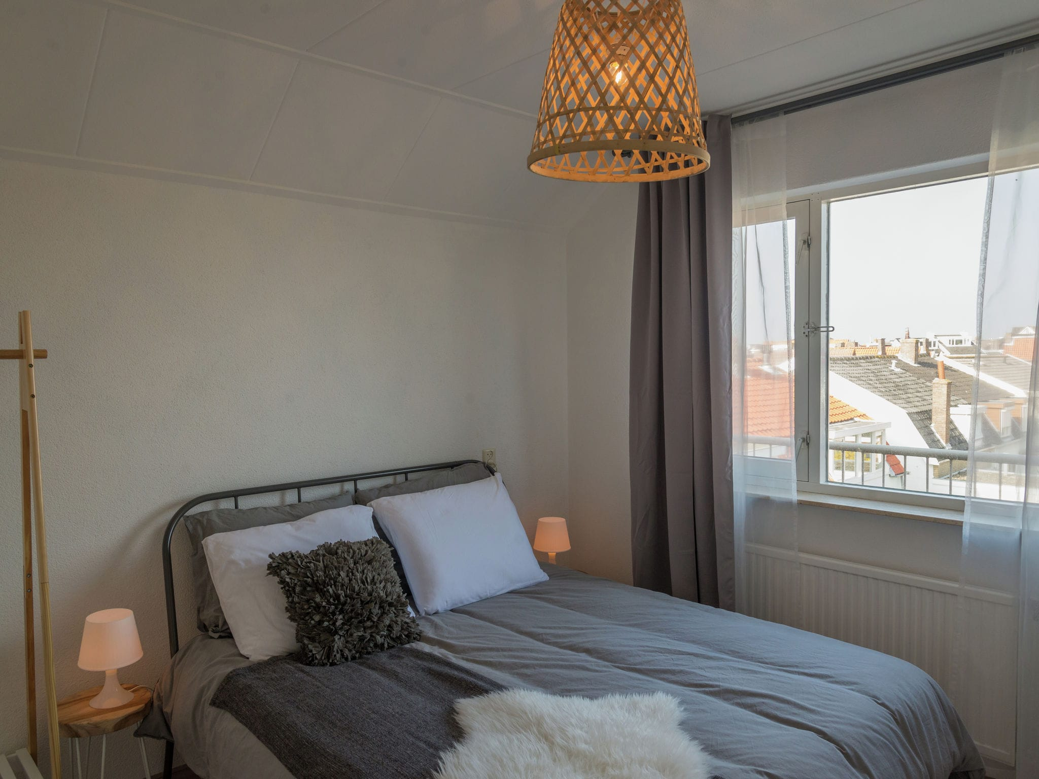 Holland | North Sea Coast South | Holiday home Frederique | all year | BedRoom