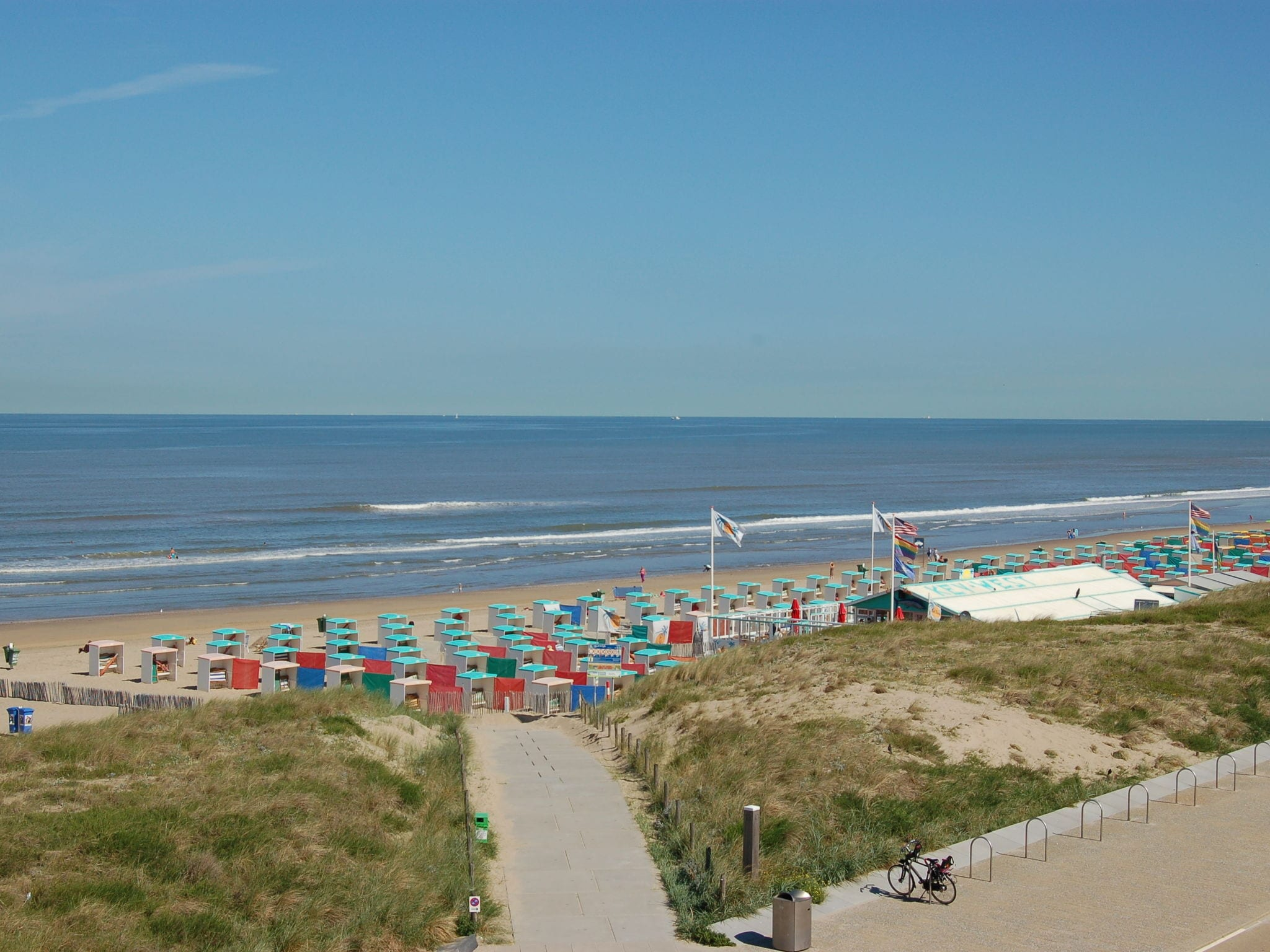 Holland | North Sea Coast South | Holiday home 't Rijnhuisje | all year | AreaSummer1KM