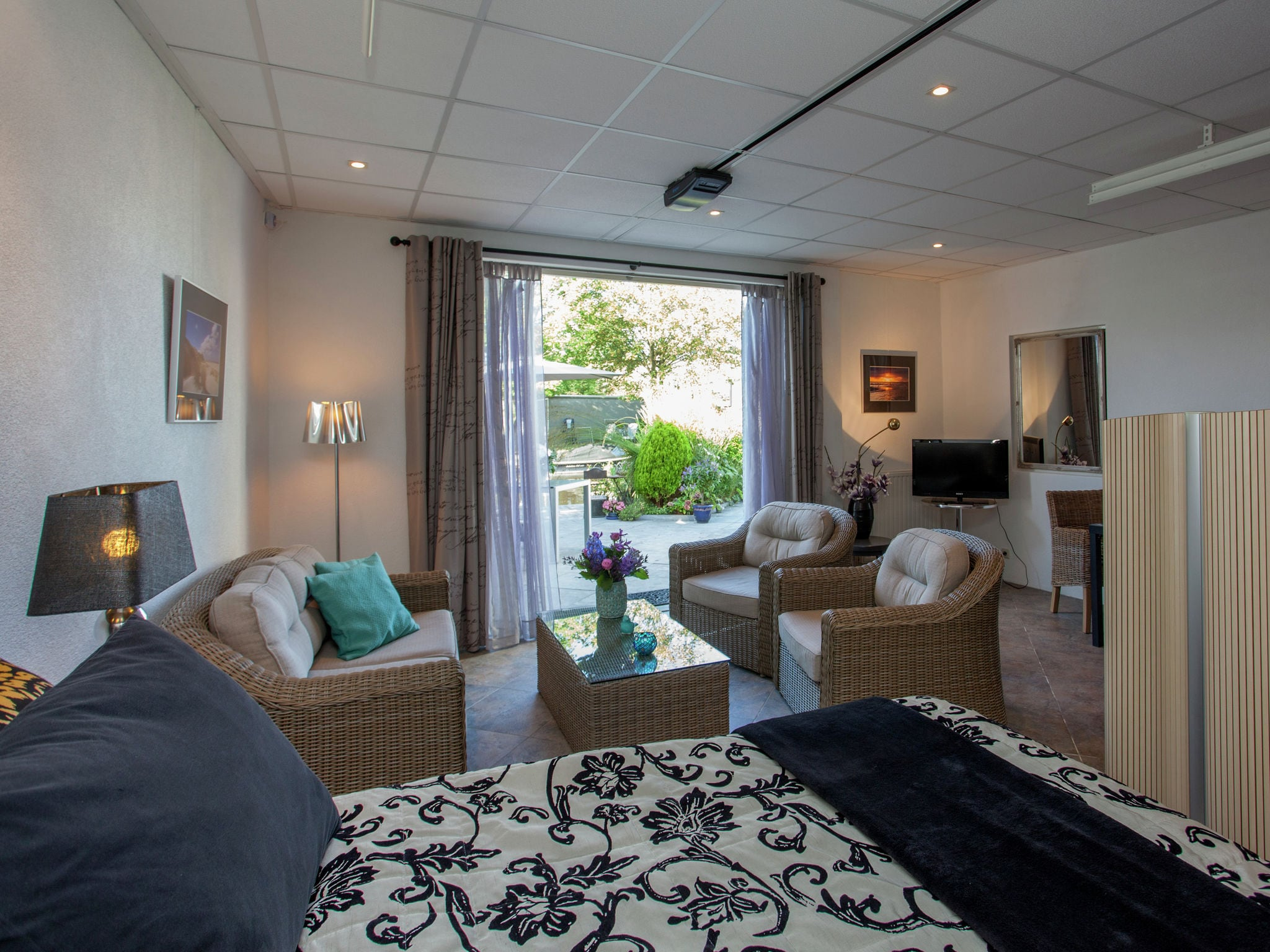 Holland | North Sea Coast South | Holiday home 't Rijnhuisje | all year | BedRoom