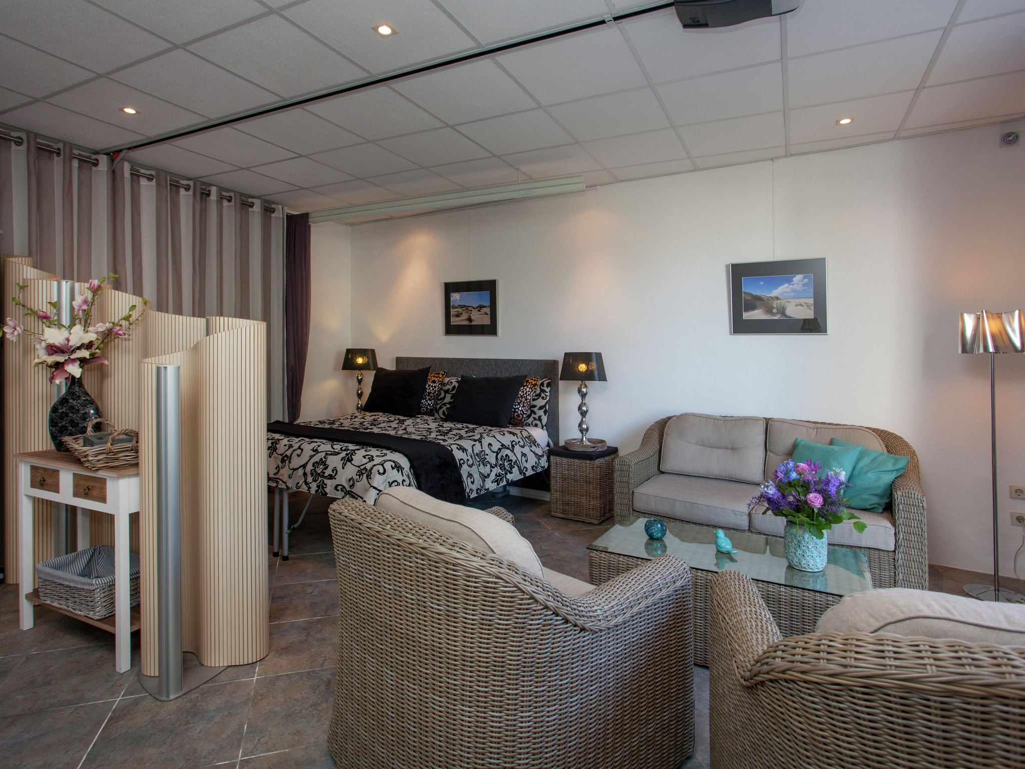 Holland | North Sea Coast South | Holiday home 't Rijnhuisje | all year | LivingRoom