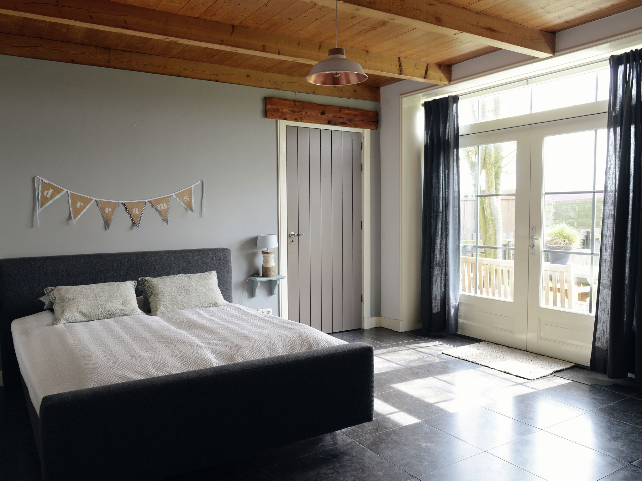 Holland | North Sea Coast North | Holiday home Hoeve Landzicht | all year | BedRoom