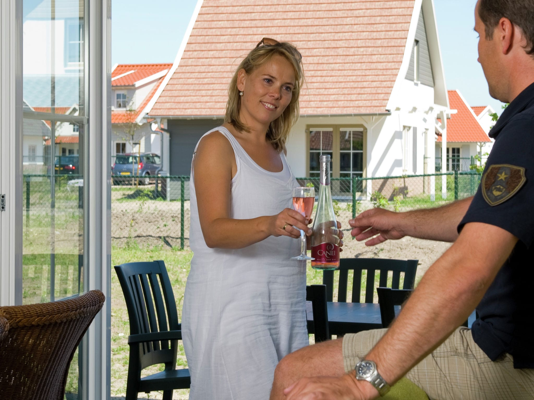 Holland | Limburg | Holiday home Klein Vink - Type KVR6B | all year | LivingRoom