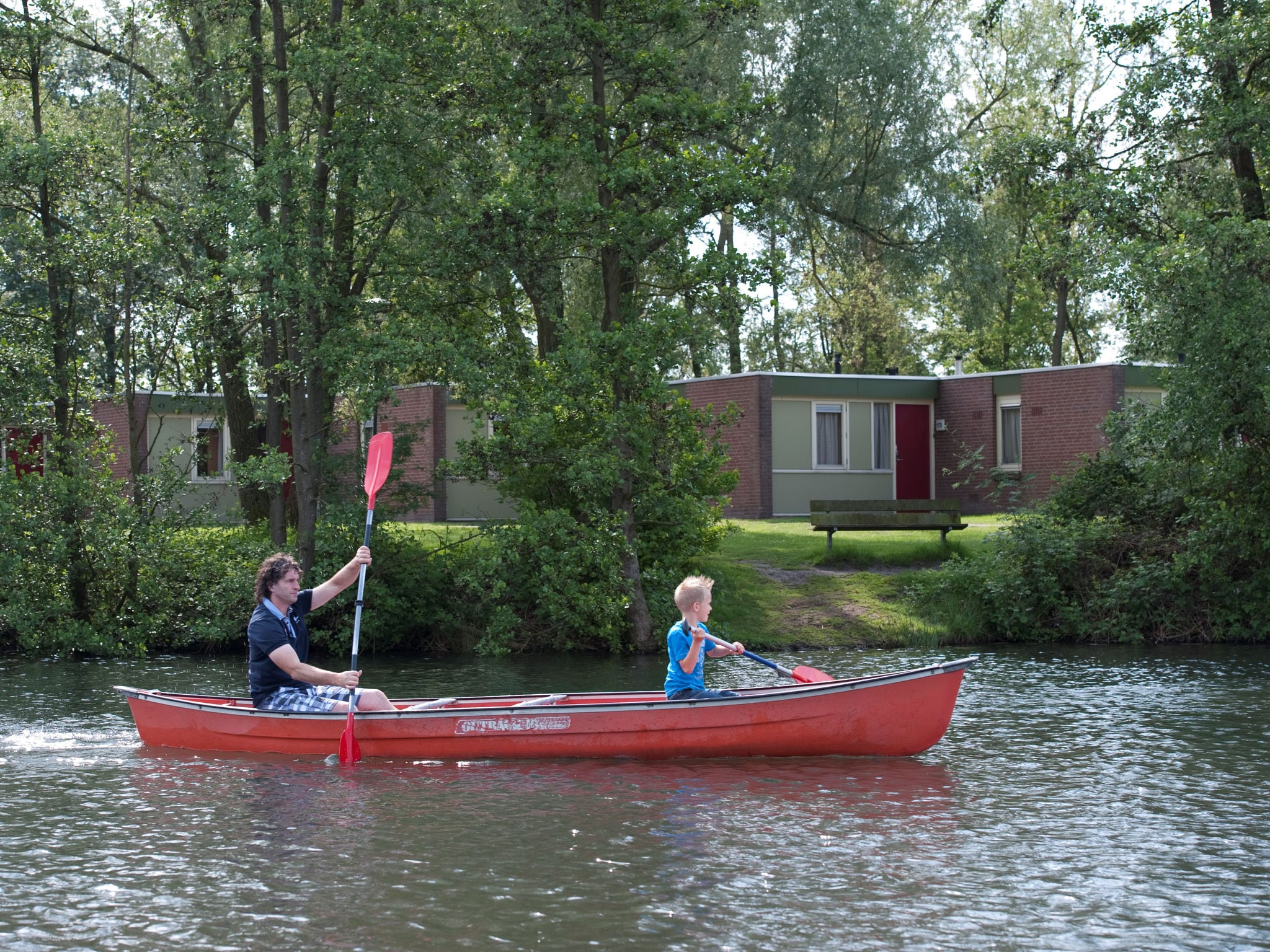 Holland | Limburg | Holiday home Klein Vink - Type KVR6B | all year | ParkFacilities