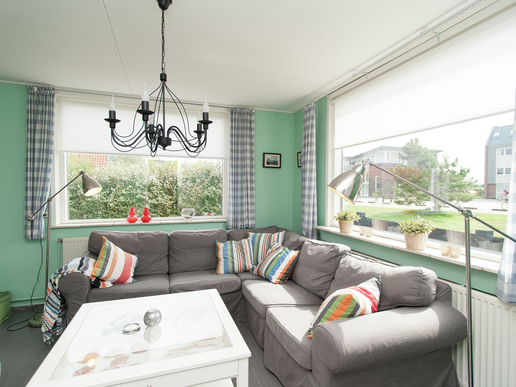 Holland | North Sea Coast North | Holiday home Dubbel Duin | all year | LivingRoom