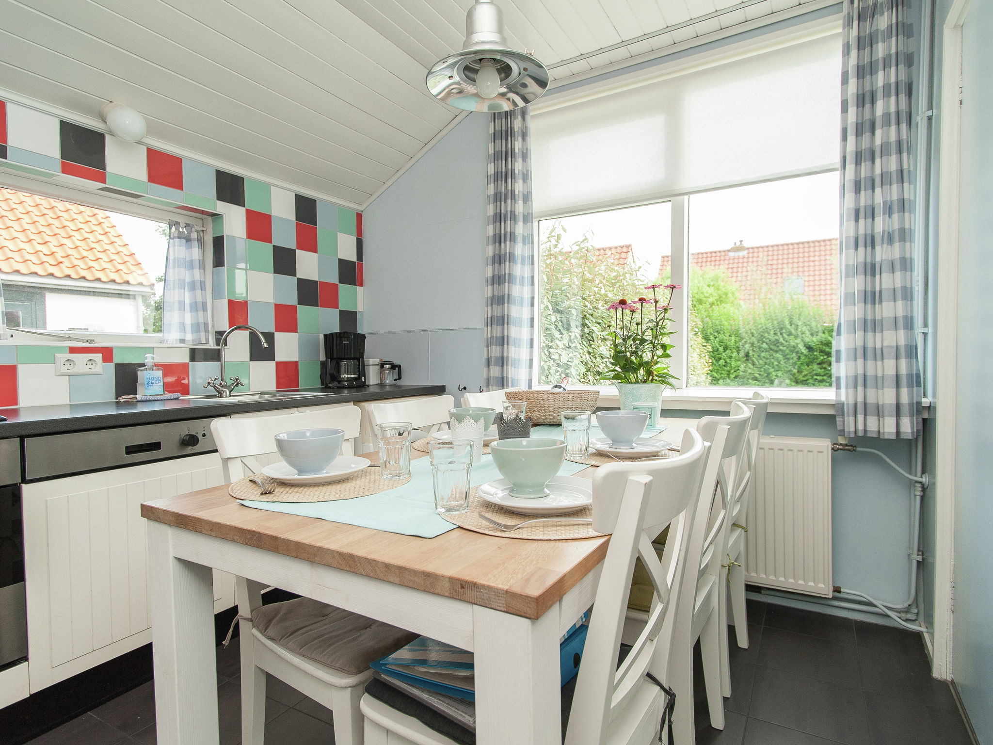 Holland | North Sea Coast North | Holiday home Dubbel Duin | all year | DiningRoom
