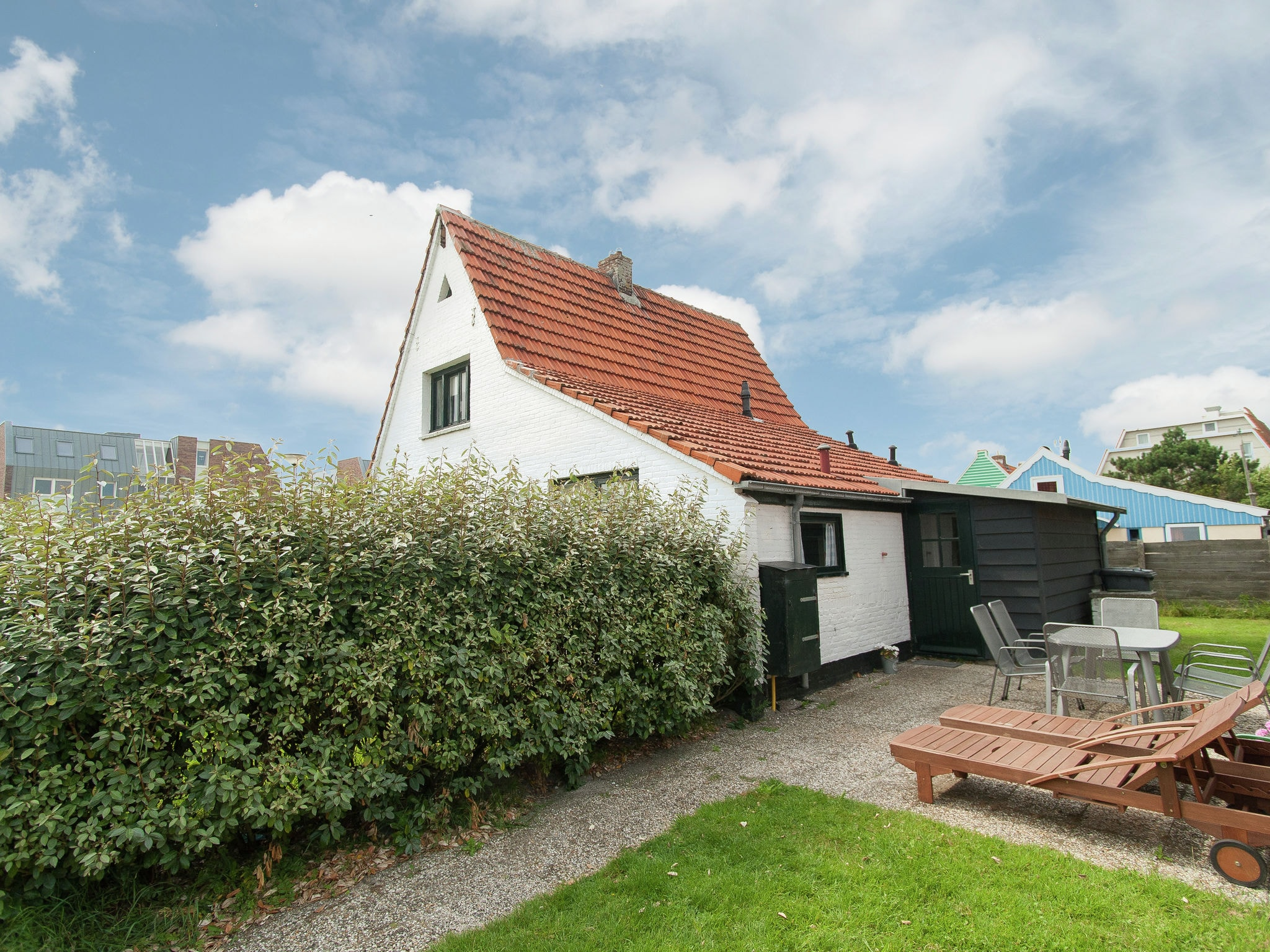 Holland | North Sea Coast North | Holiday home Dubbel Duin | all year | GardenSummer