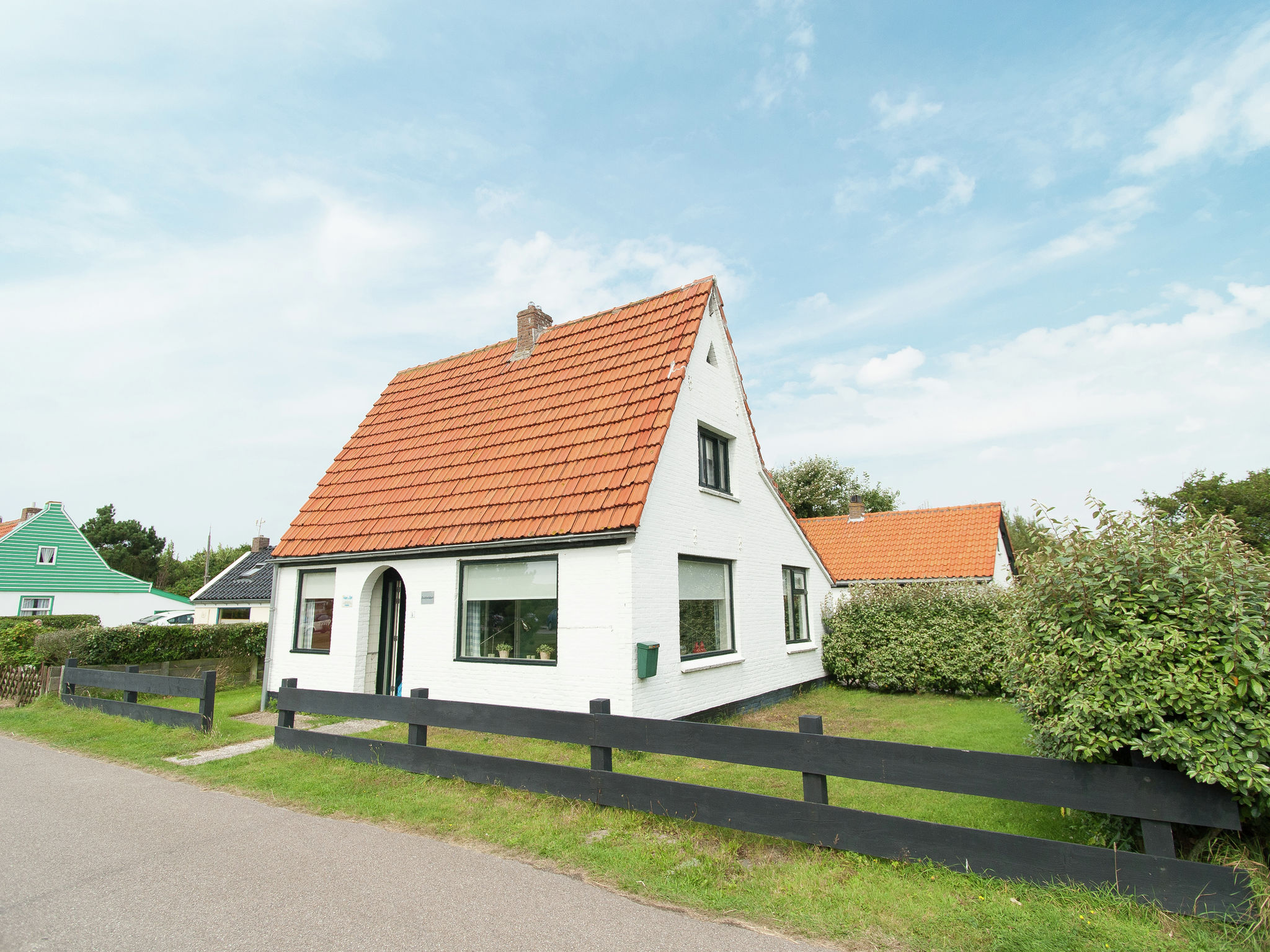 Holland | North Sea Coast North | Holiday home Dubbel Duin | all year | ExteriorSummer