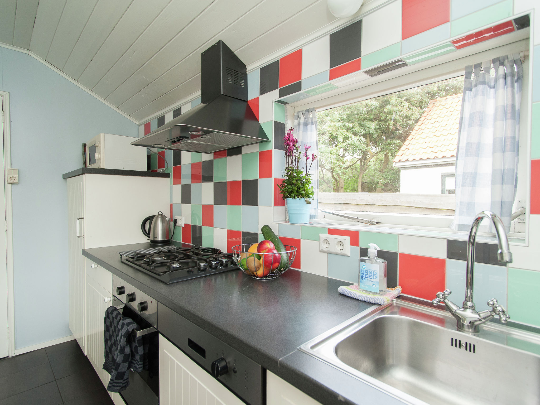 Holland | North Sea Coast North | Holiday home Dubbel Duin | all year | Kitchen