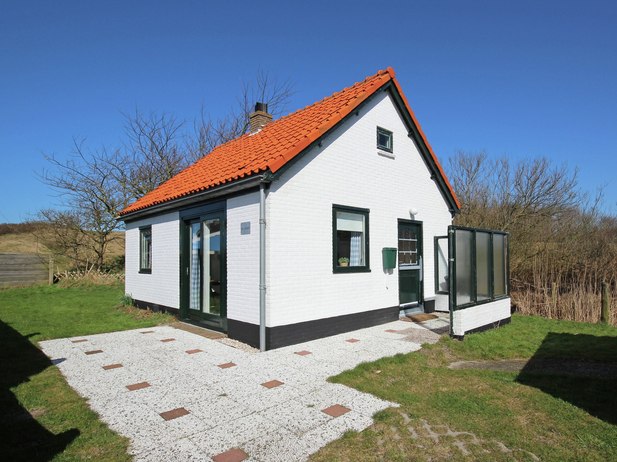 Holland | North Sea Coast North | Holiday home De Sande | all year | ExteriorSummer