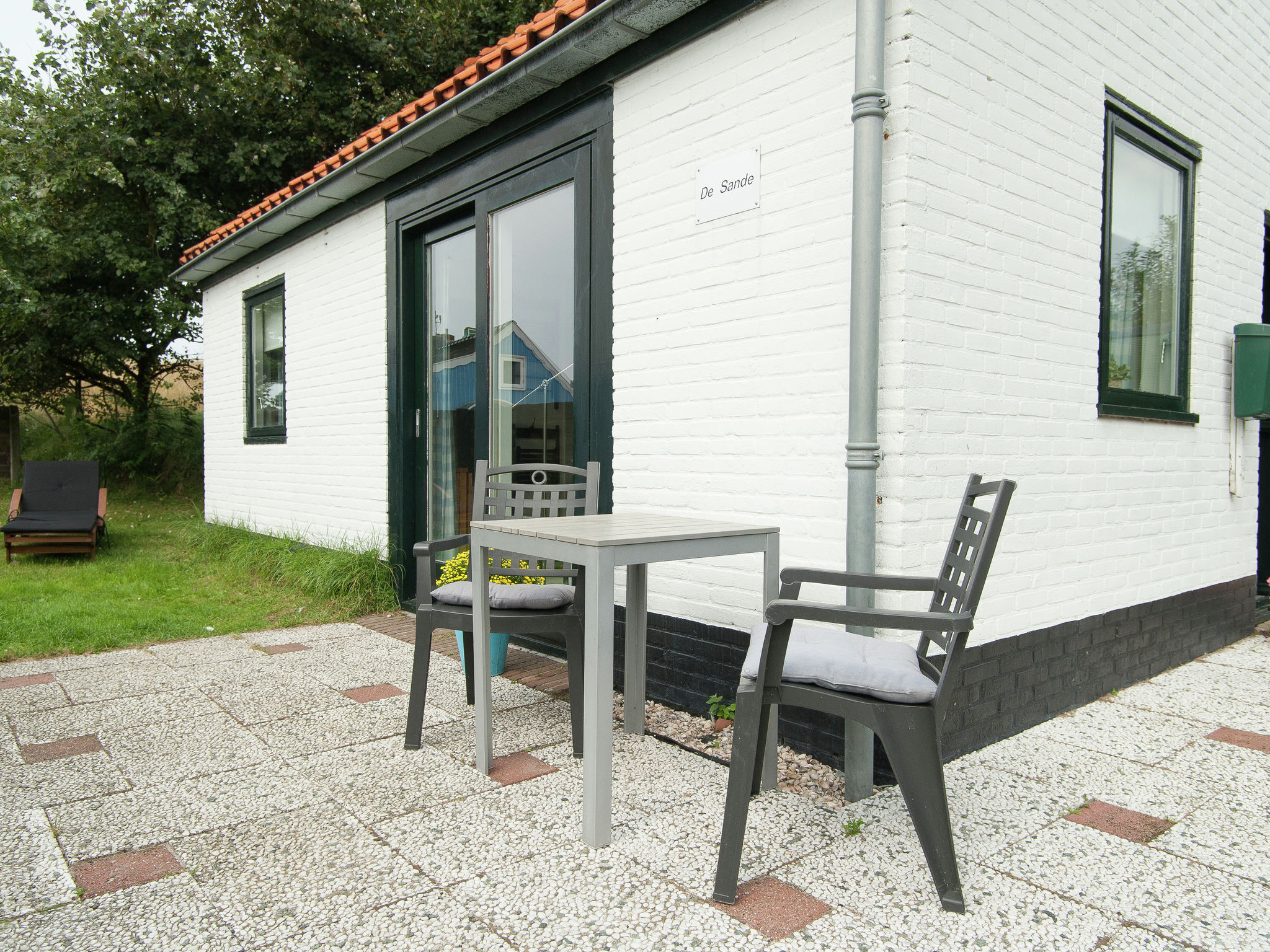 Holland | North Sea Coast North | Holiday home De Sande | all year | TerraceBalcony