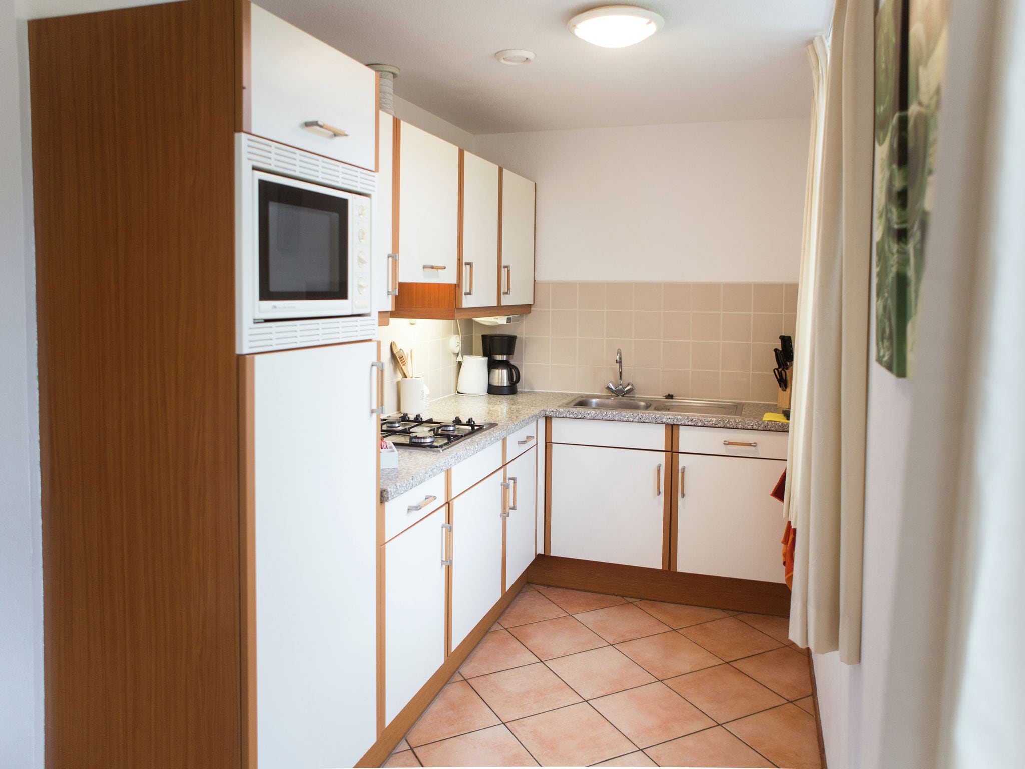 Holland | North Sea Coast South | Holiday home Hellegat | all year | Kitchen