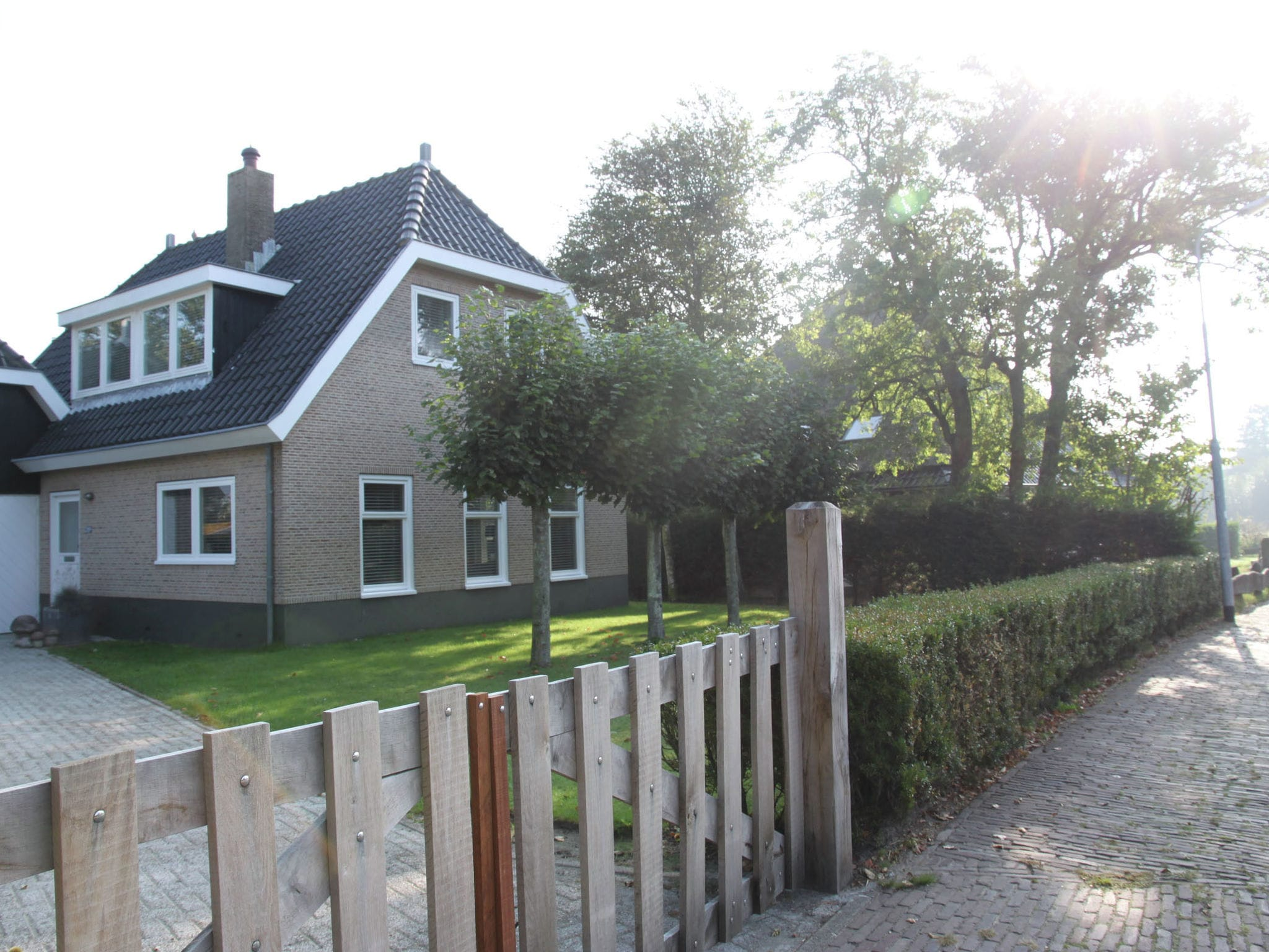 Holland | North Sea Coast North | Holiday home Fancy | all year | ExteriorSummer