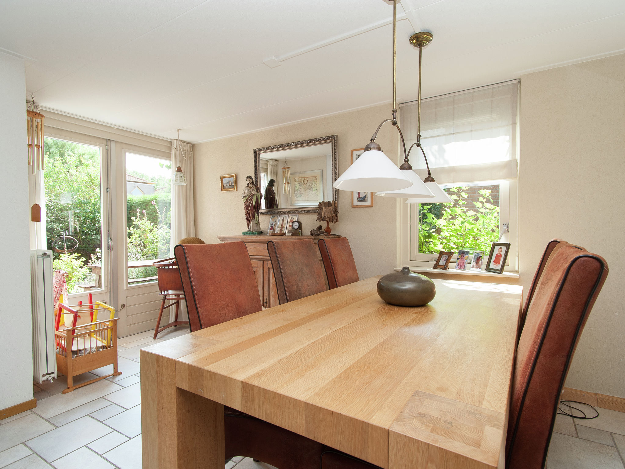 Holland | North Sea Coast North | Holiday home Summer Garden | Holidays | DiningRoom