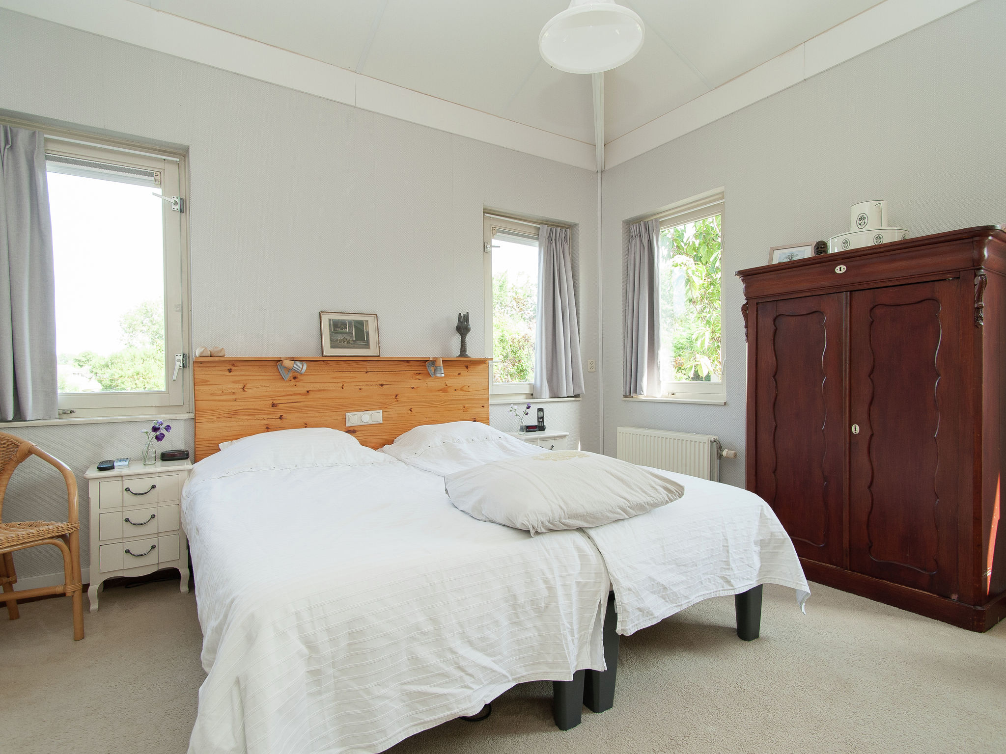 Holland | North Sea Coast North | Holiday home Summer Garden | Holidays | BedRoom