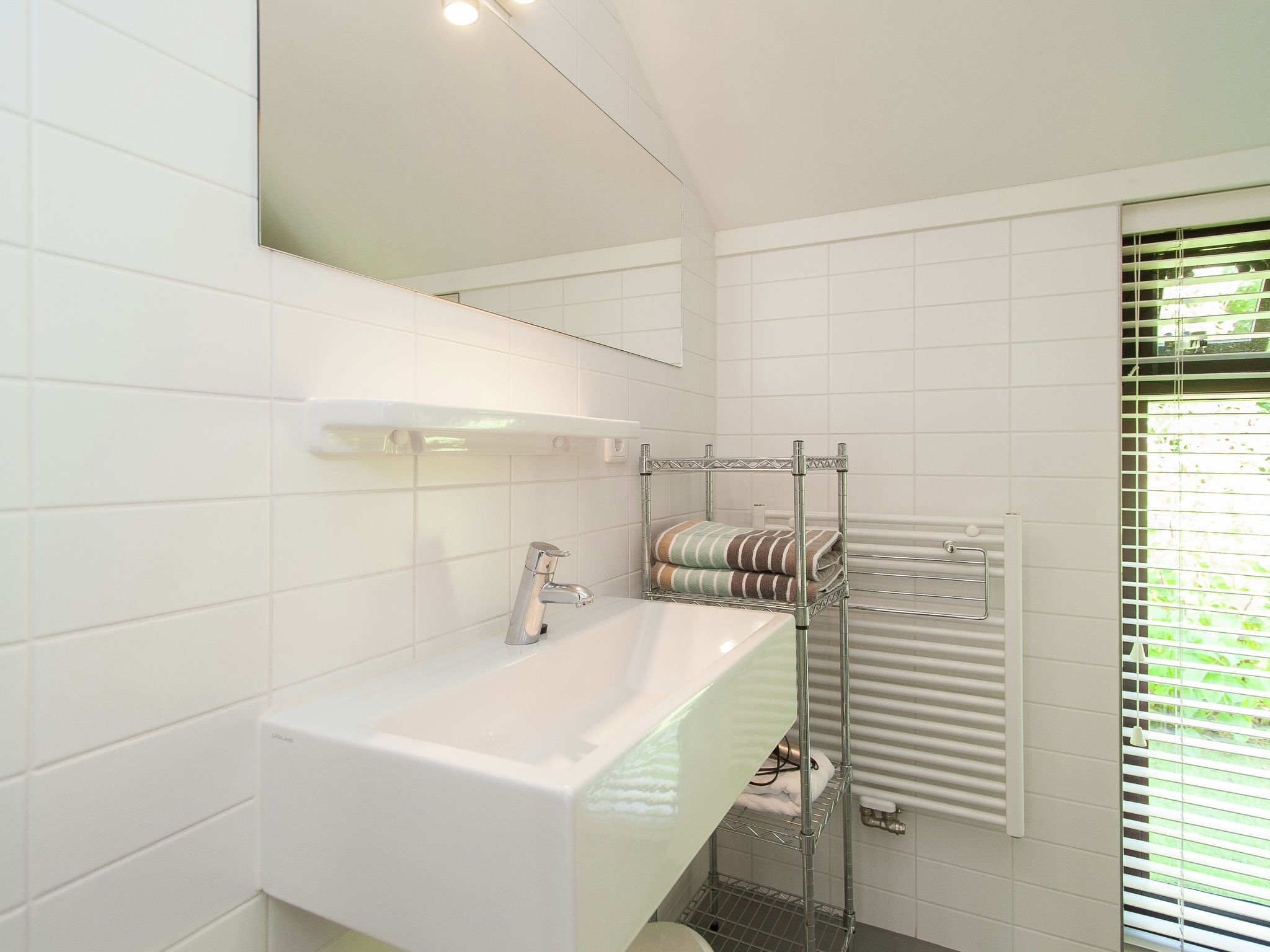 Holland | North Sea Coast North | Holiday home Eco Buitenhuis | all year | BathRoom