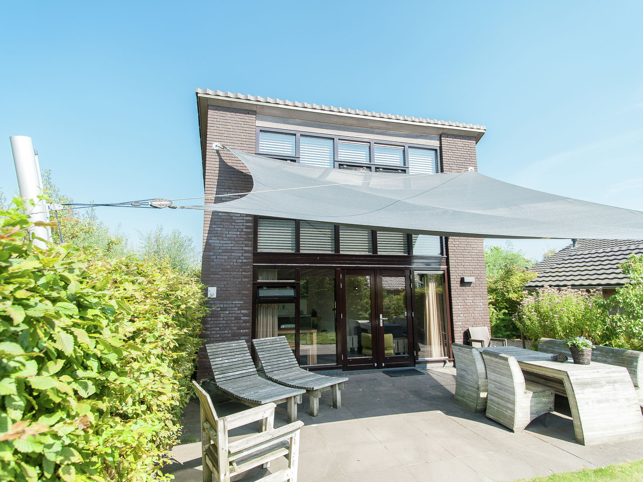 Holland | North Sea Coast North | Holiday home Eco Buitenhuis | all year | ExteriorSummer